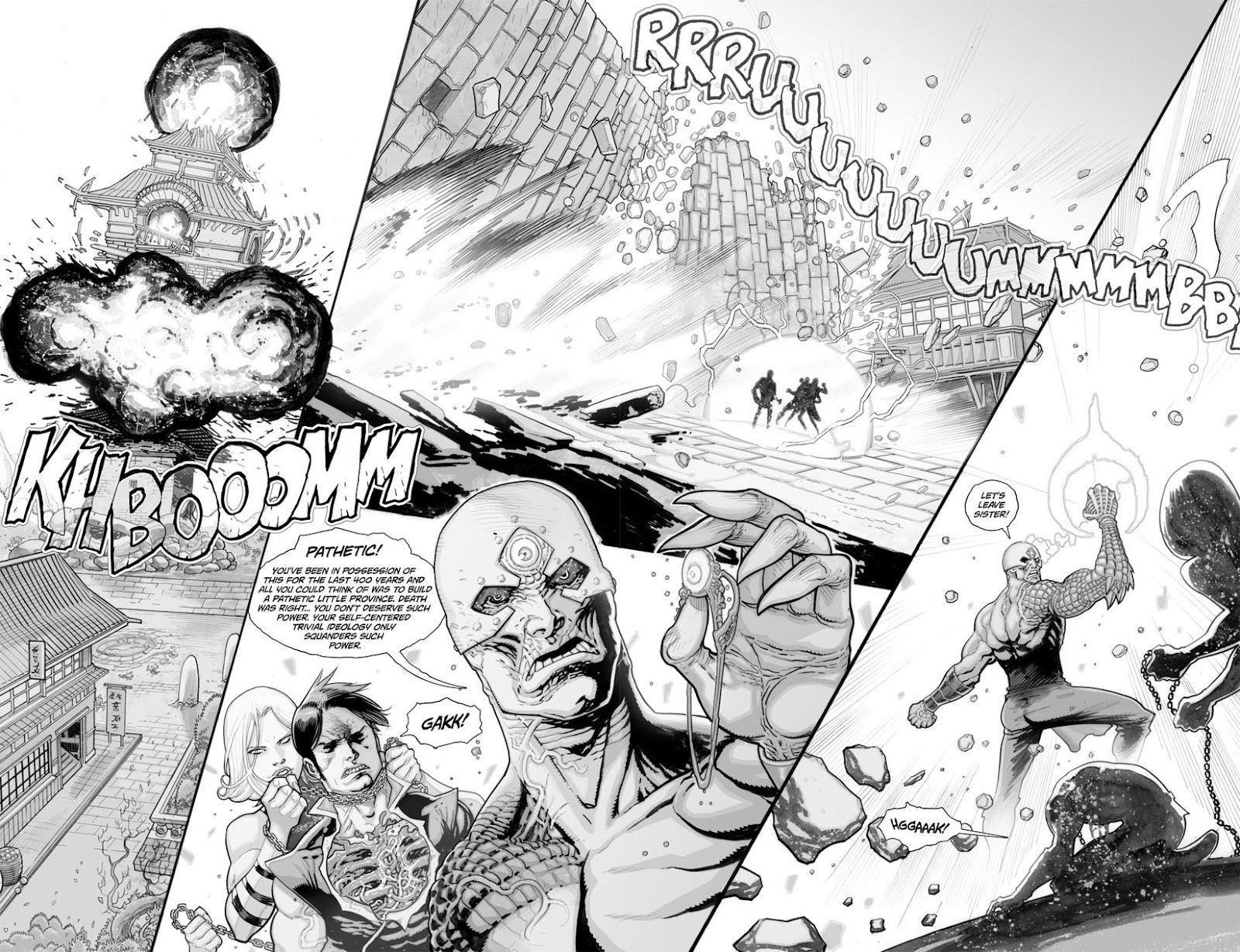 Read online Reaper comic -  Issue #2 - 31
