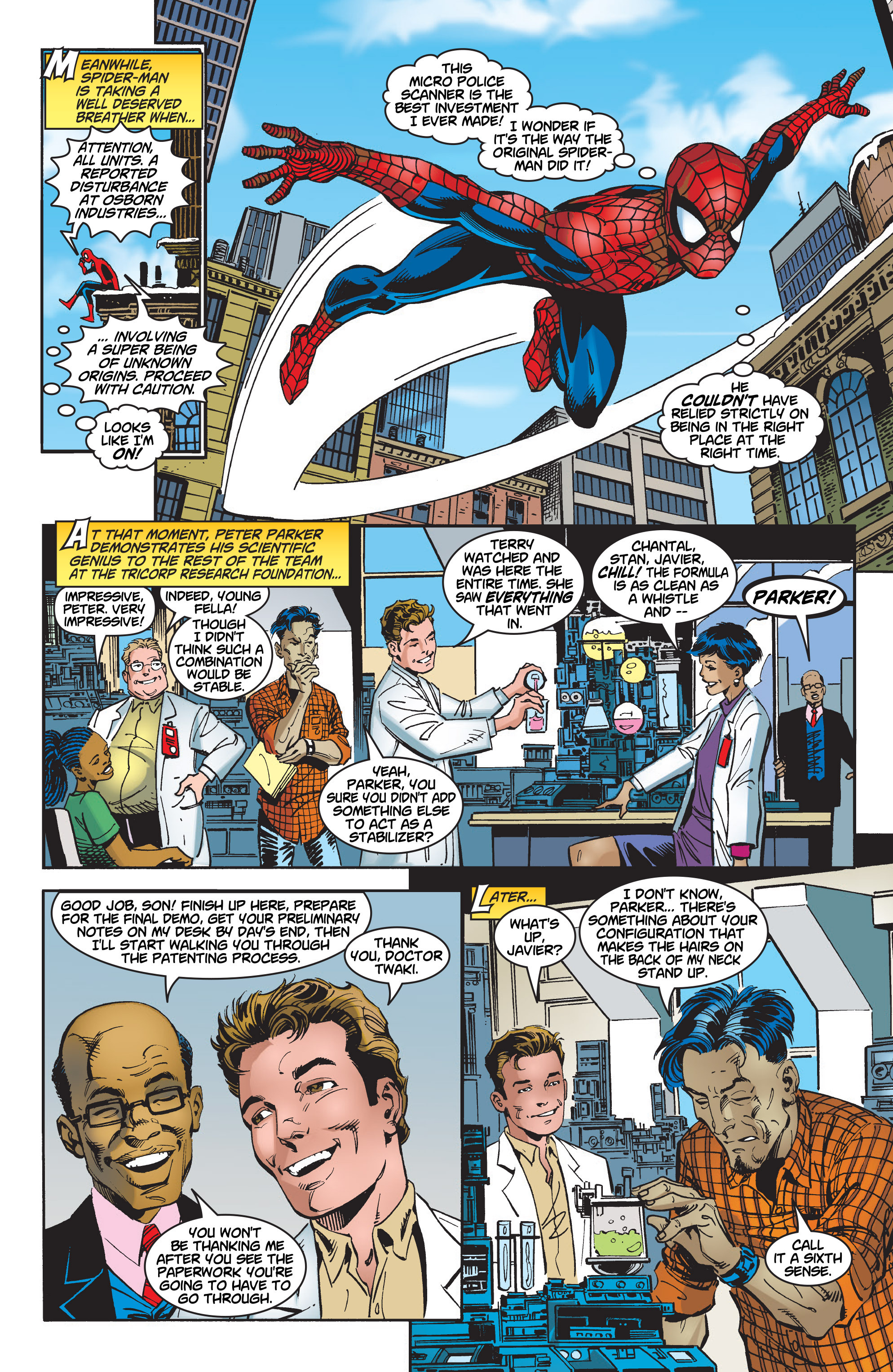 The Amazing Spider-Man (1999) 2 Page 9