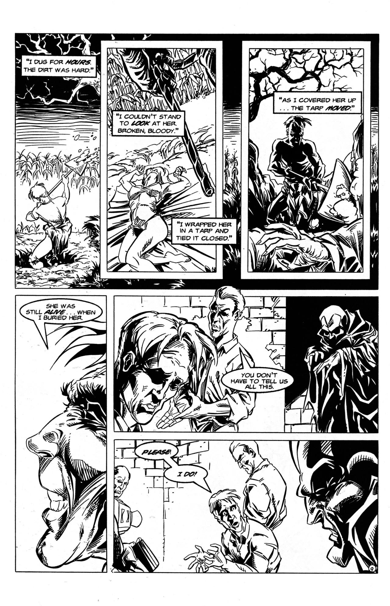 Read online Dr. Weird (1997) comic -  Issue #2 - 11