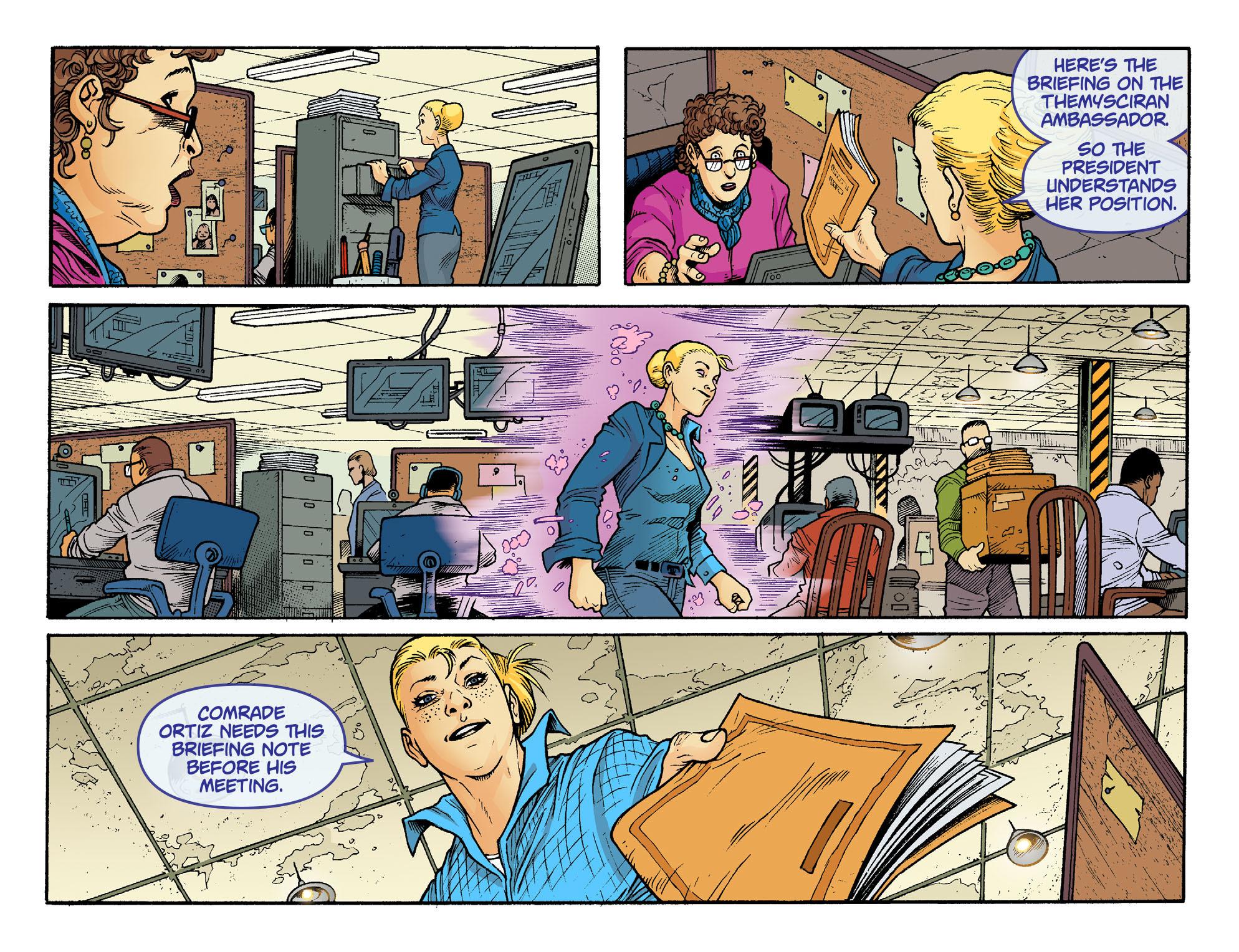 Read online Sensation Comics Featuring Wonder Woman comic -  Issue #43 - 17