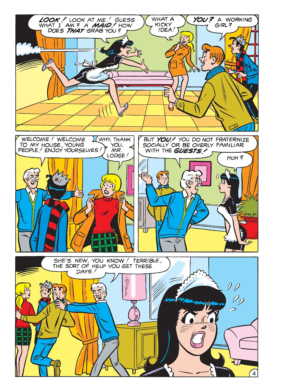 Betty and Veronica Double Digest issue 291 - Page 60