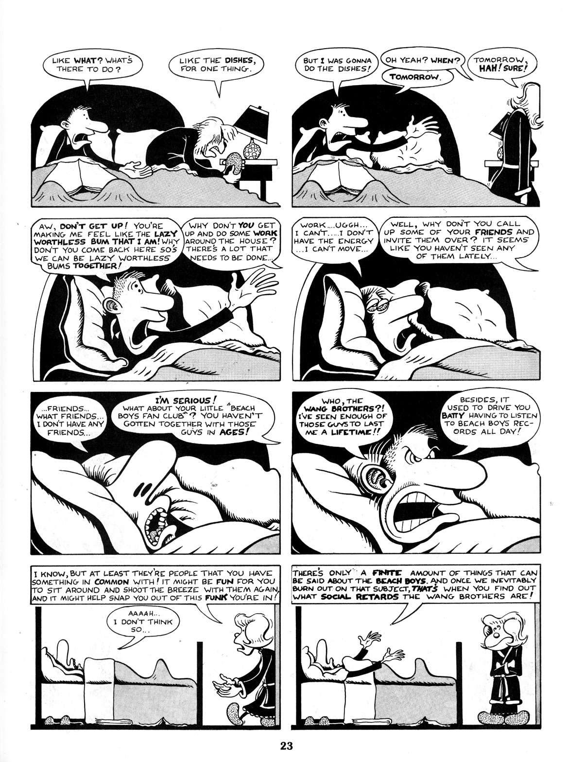 Read online Neat Stuff comic -  Issue #10 - 25
