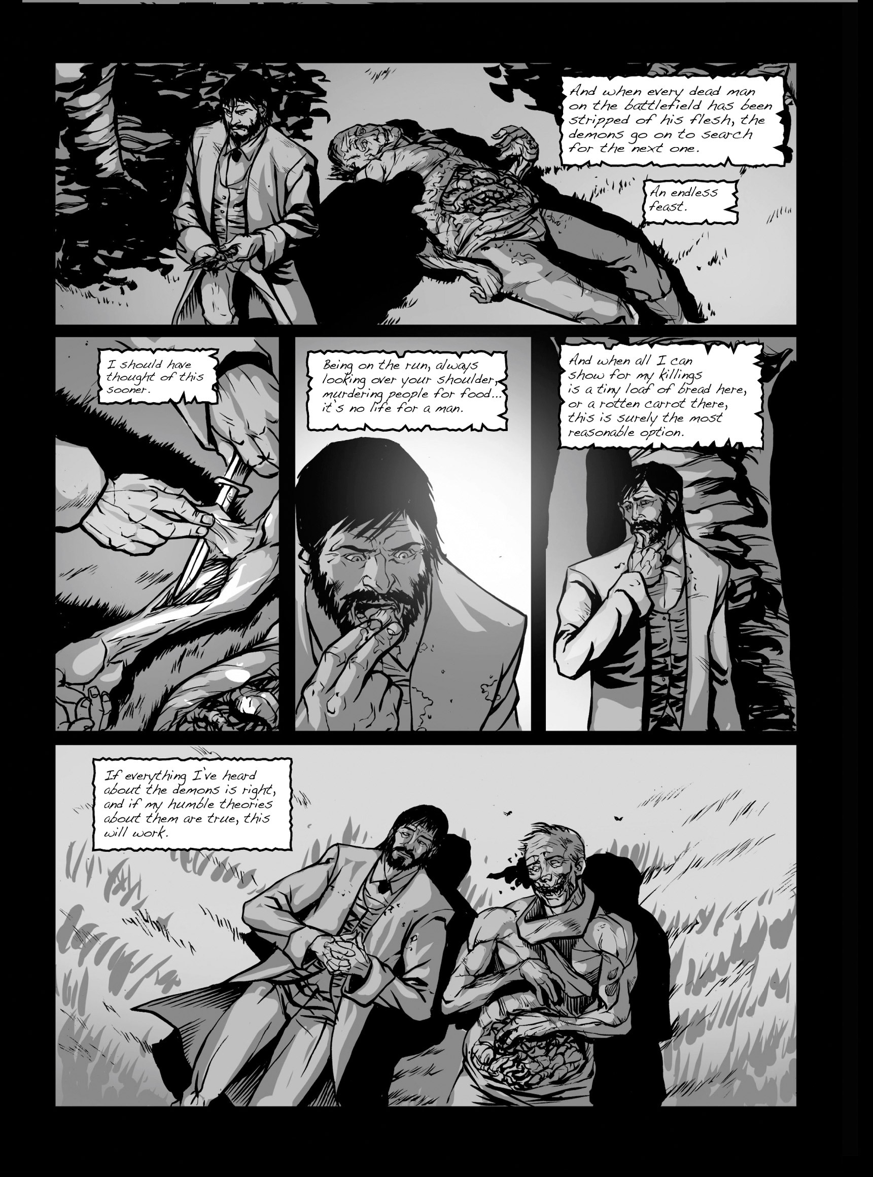 Read online FUBAR comic -  Issue #3 - 64