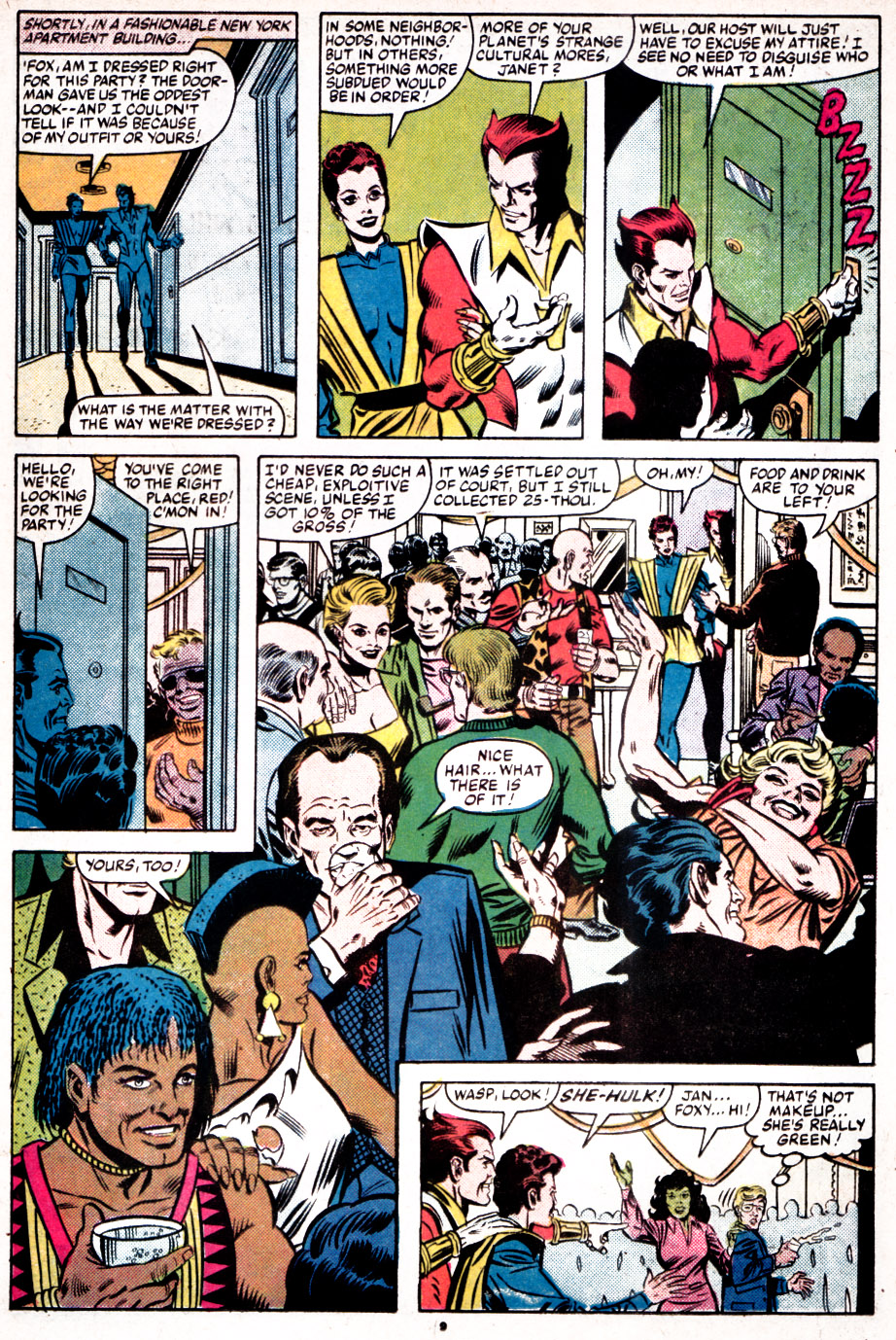 The Avengers (1963) 246 Page 9