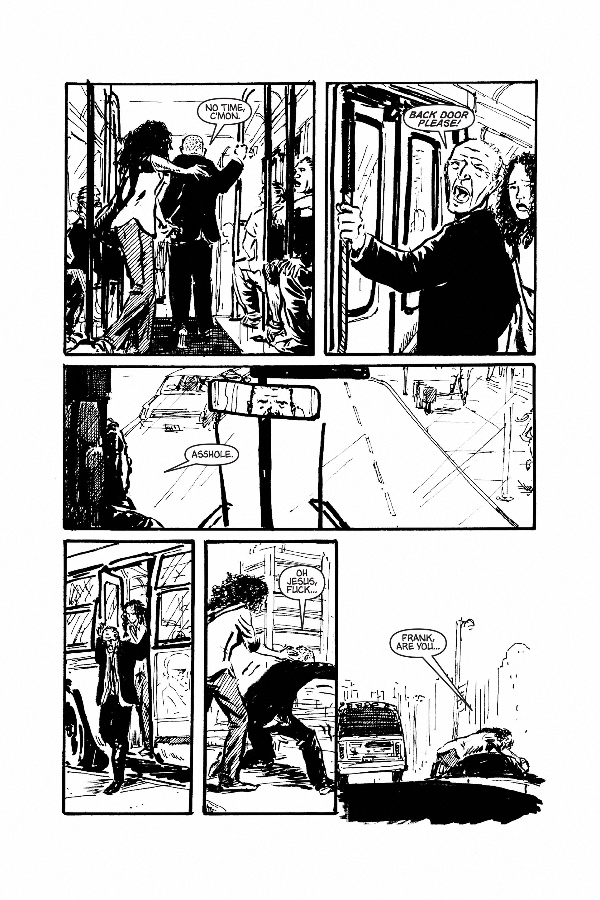 Read online Tumor comic -  Issue # TPB - 93