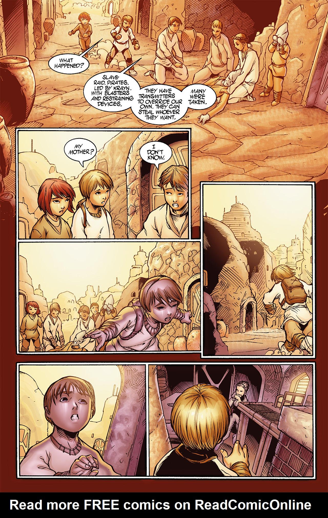 Read online Star Wars Omnibus comic -  Issue # Vol. 10 - 152