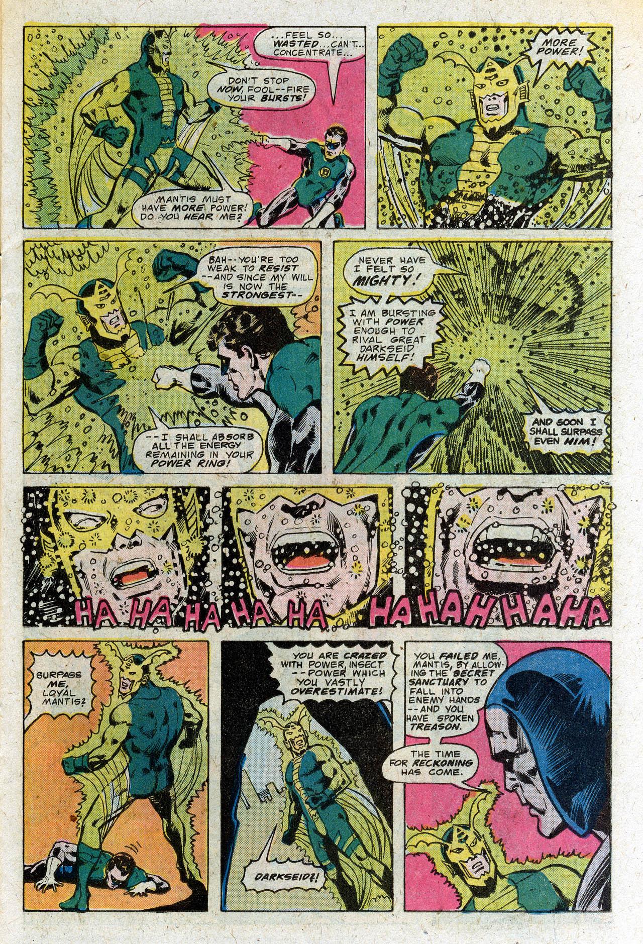 Read online Secret Society of Super-Villains comic -  Issue #4 - 11
