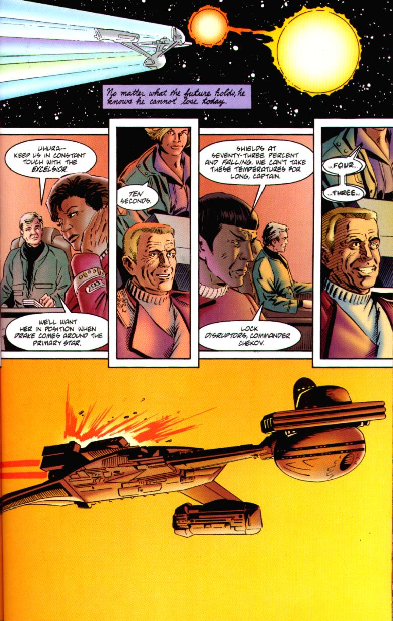 Read online Star Trek: The Ashes of Eden comic -  Issue # Full - 91