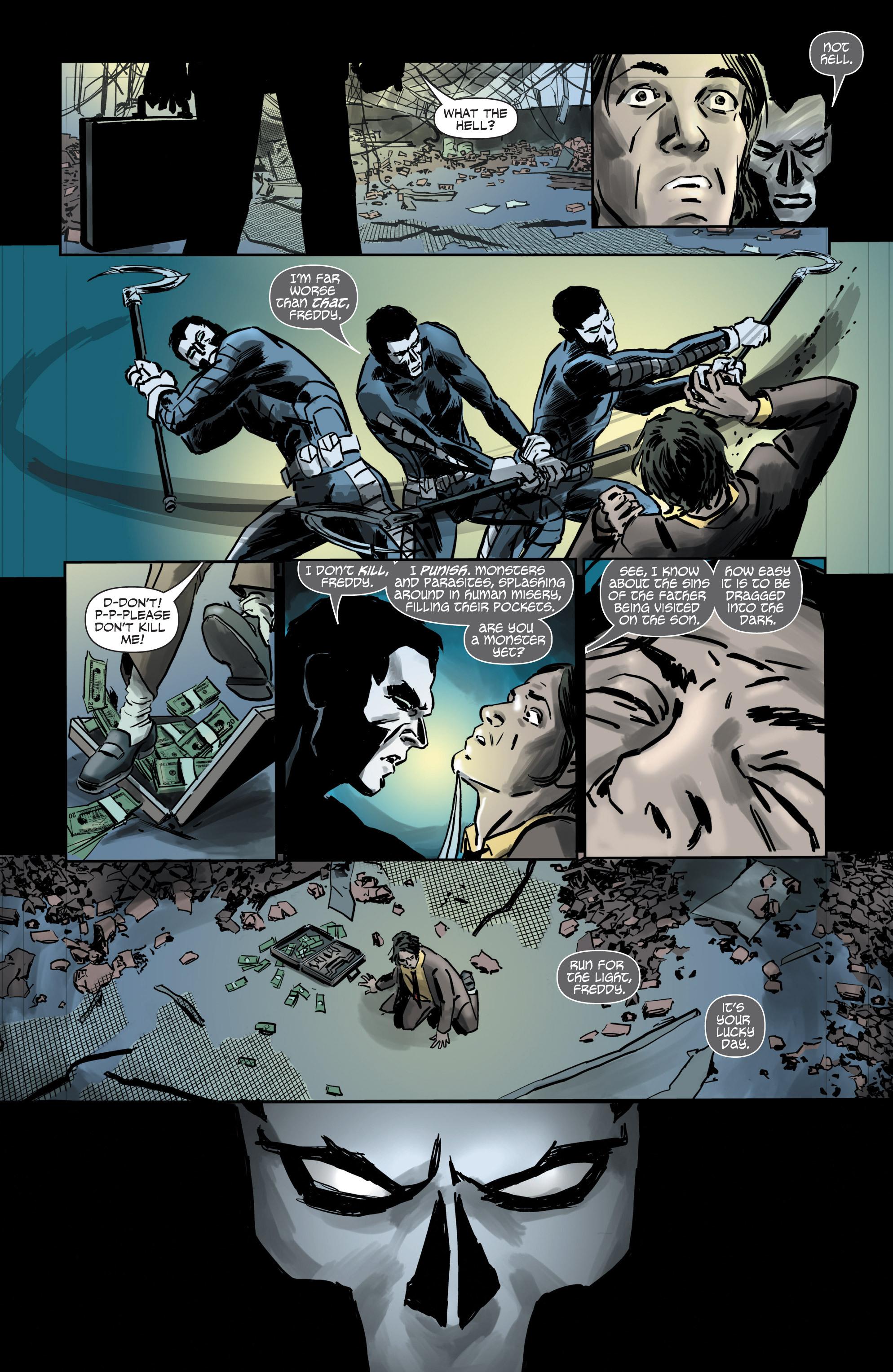 Read online Shadowman (2012) comic -  Issue #12 - 18
