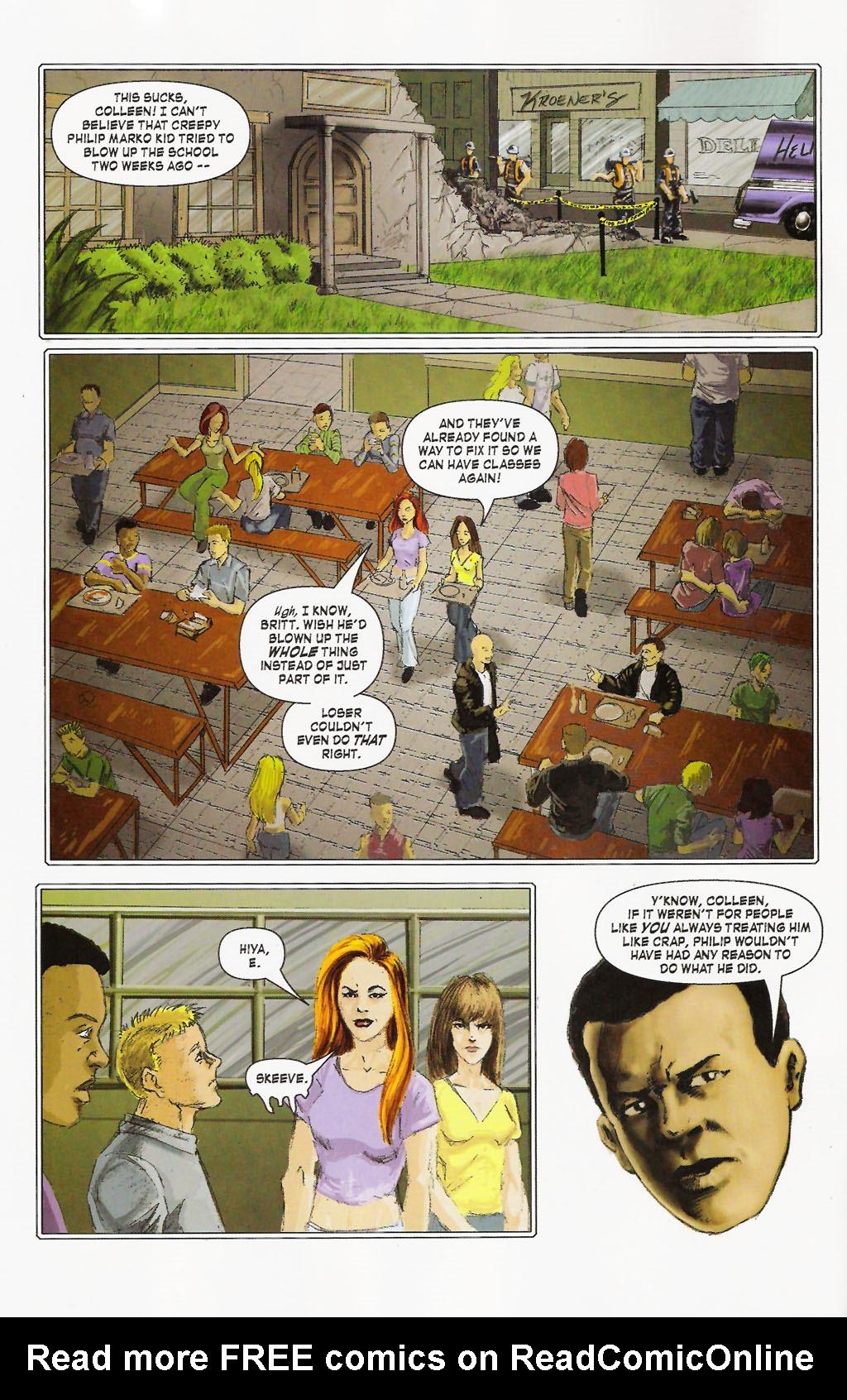 Read online ShadowHawk (2005) comic -  Issue #9 - 4