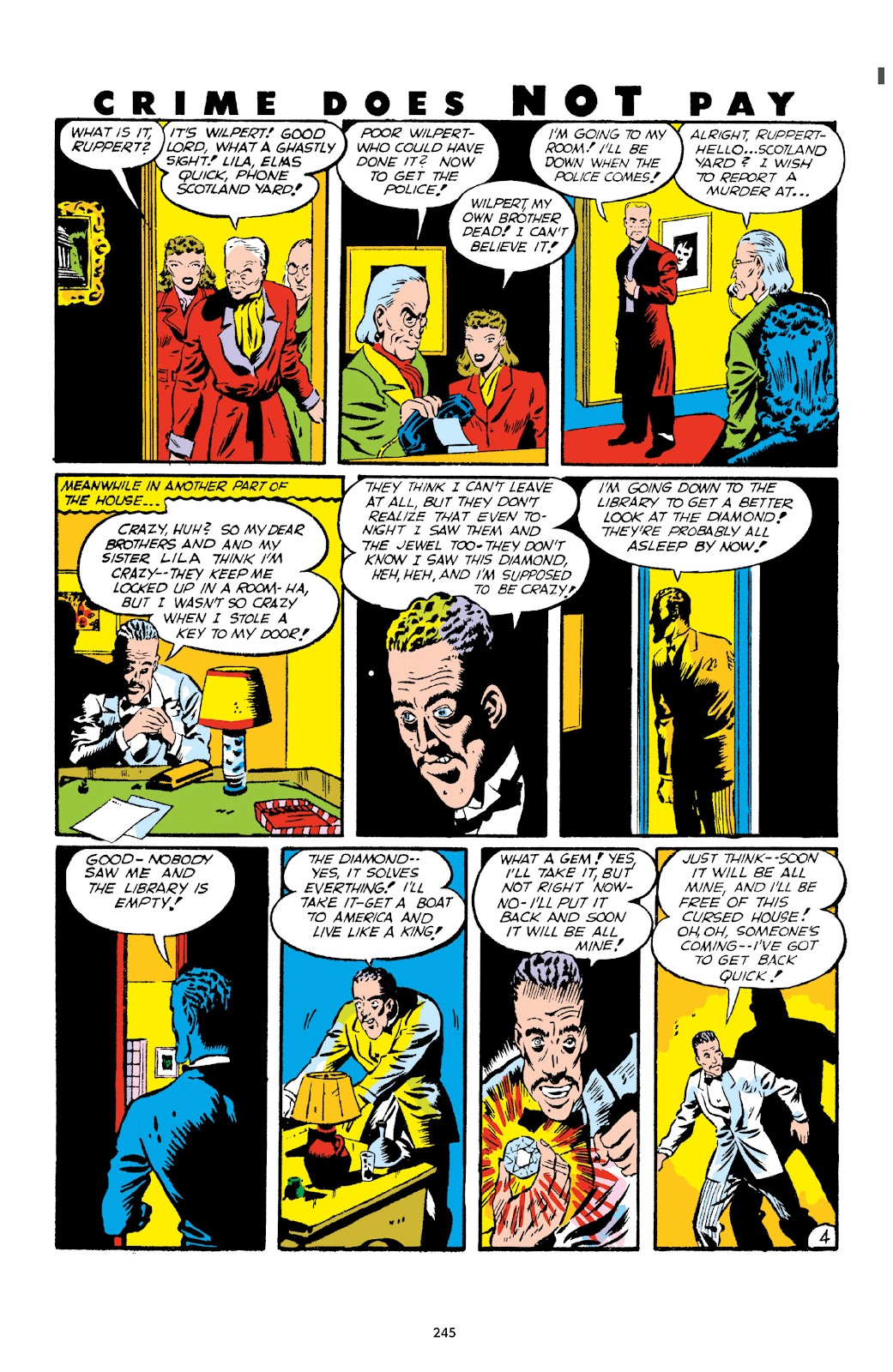 Read online Crime Does Not Pay Archives comic -  Issue # TPB 1 (Part 3) - 48