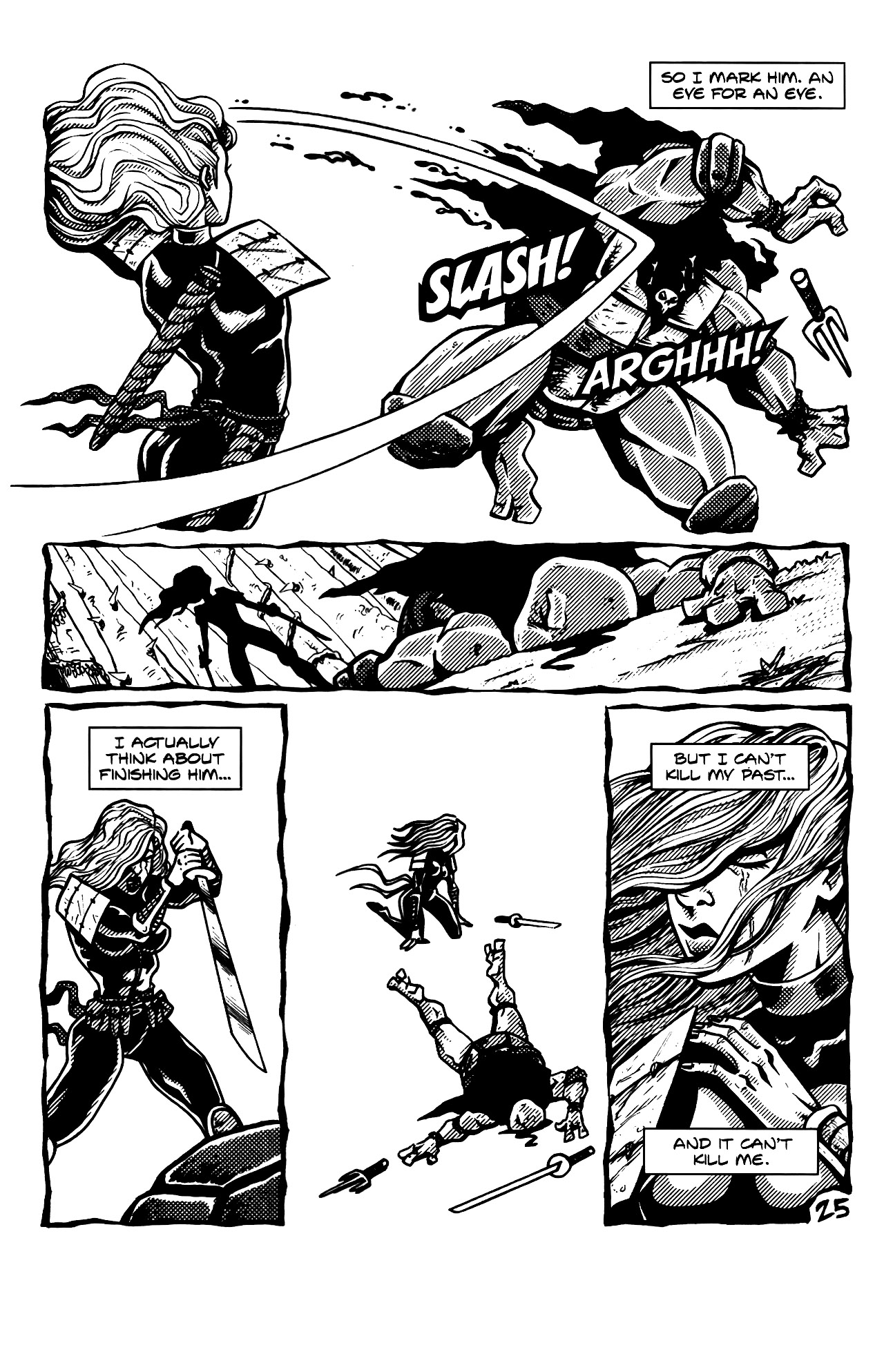 Read online Tales of the TMNT comic -  Issue #69 - 28