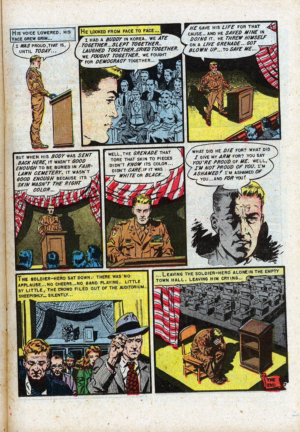 Read online Shock SuspenStories comic -  Issue #11 - 17