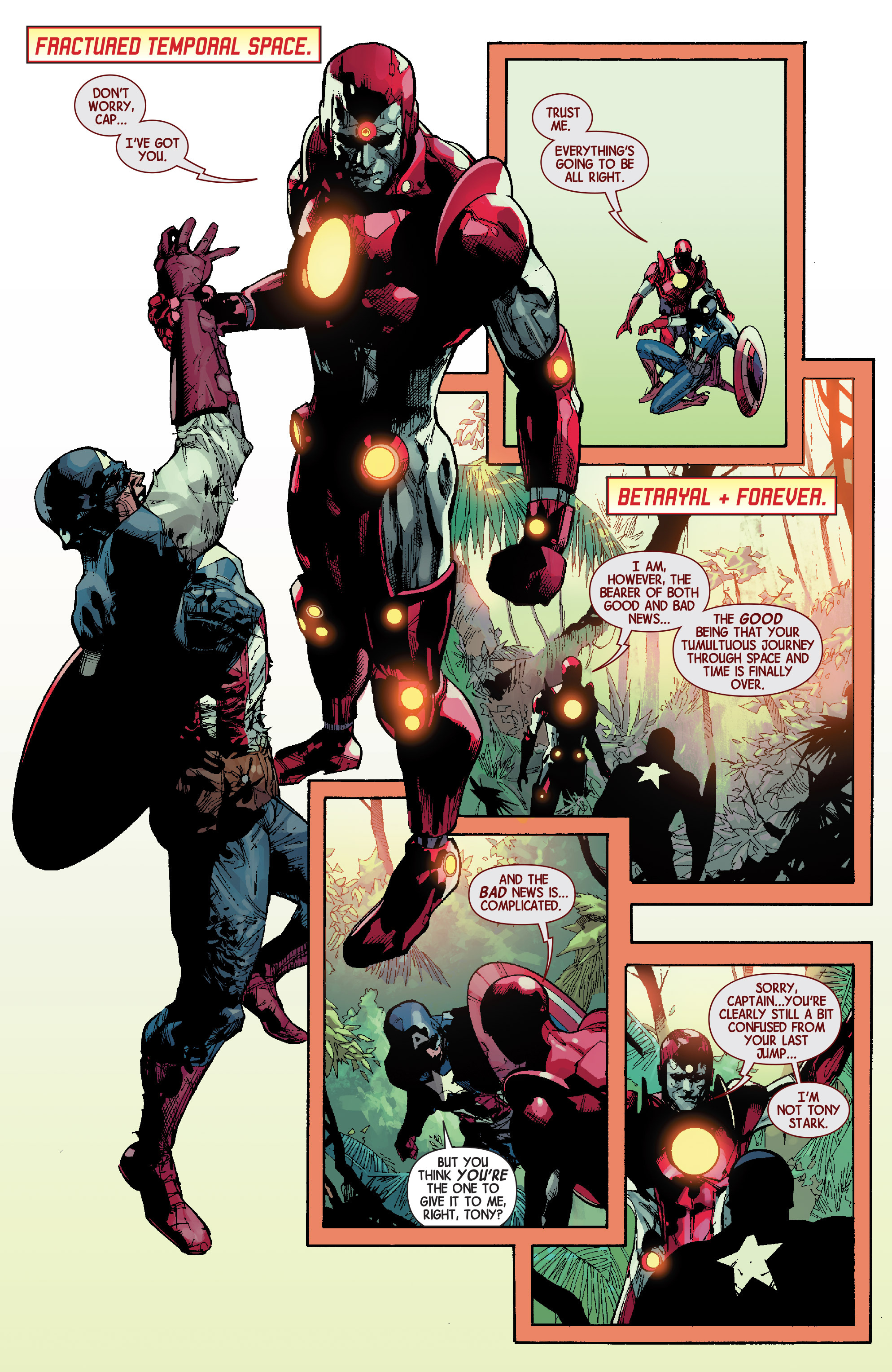 Read online Avengers (2013) comic -  Issue #Avengers (2013) _TPB 6 - 128