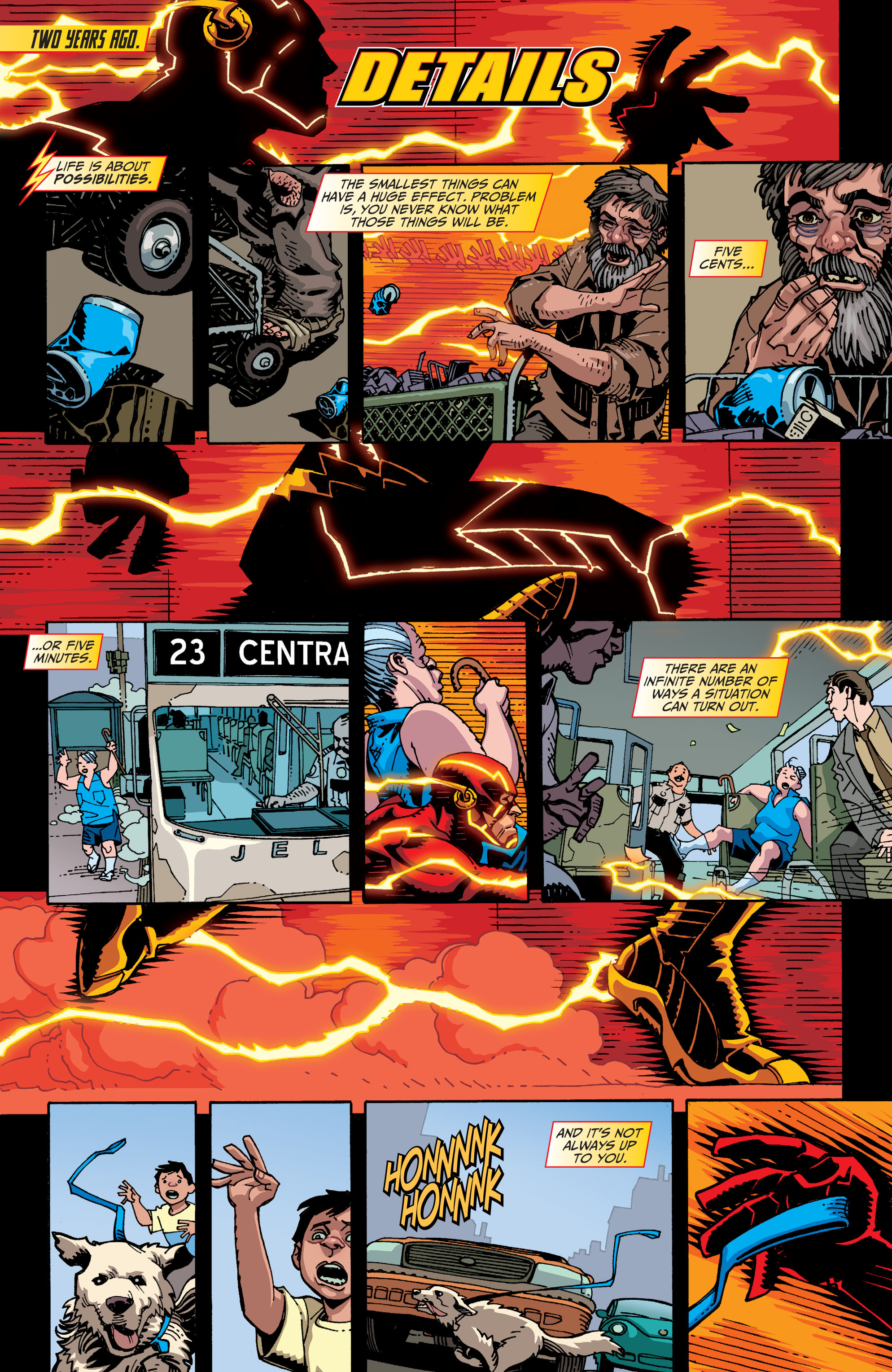 Read online The Flash (2011) comic -  Issue # _TPB 5 - 34