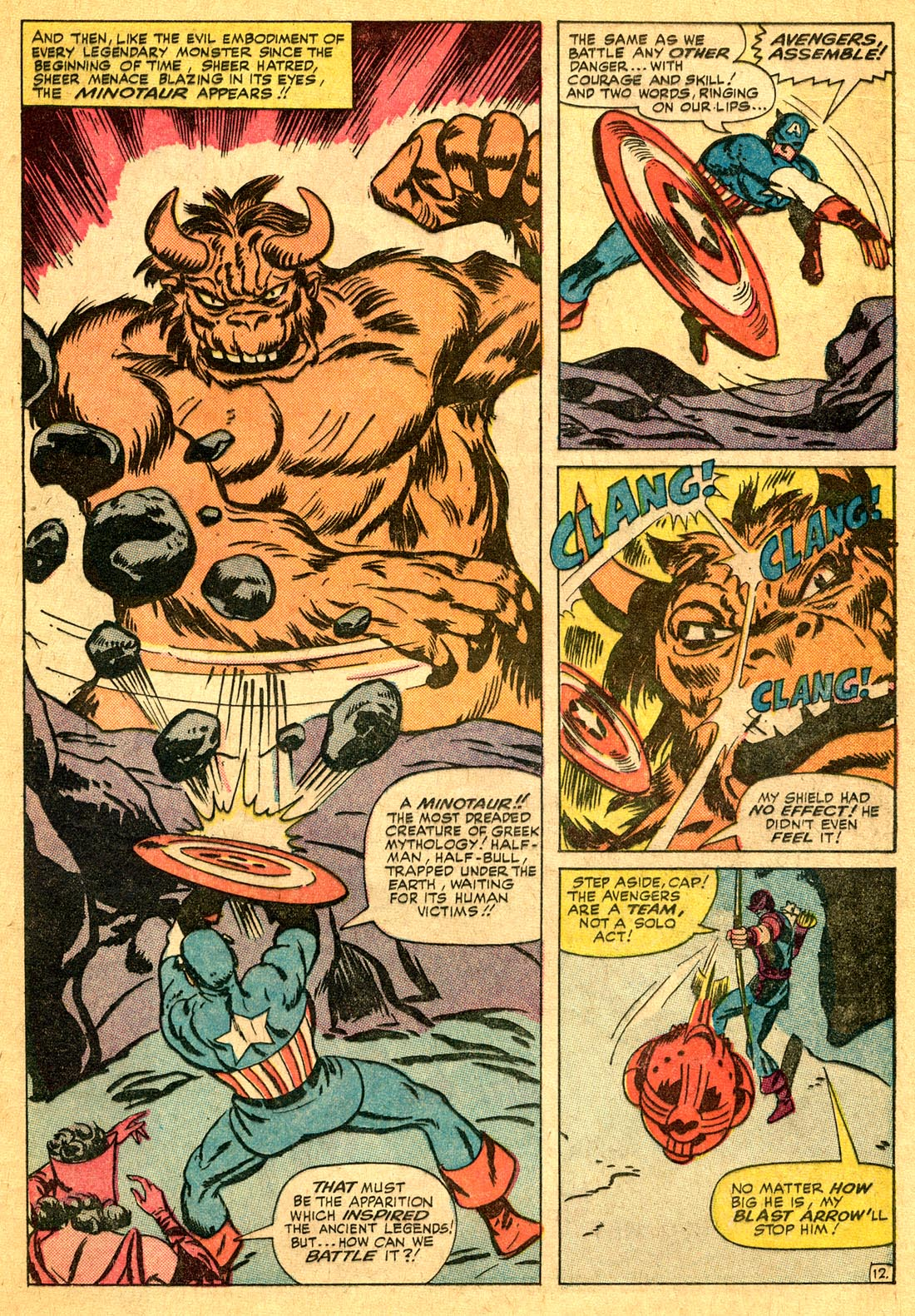 The Avengers (1963) 17 Page 12