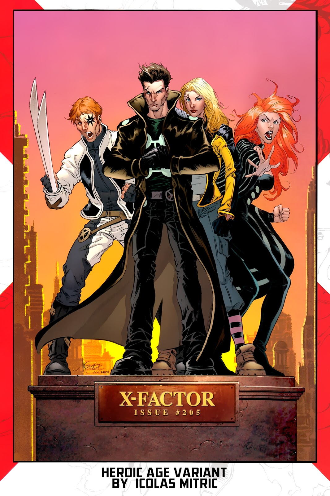 Read online X-Men: Second Coming Revelations comic -  Issue # TPB (Part 2) - 96