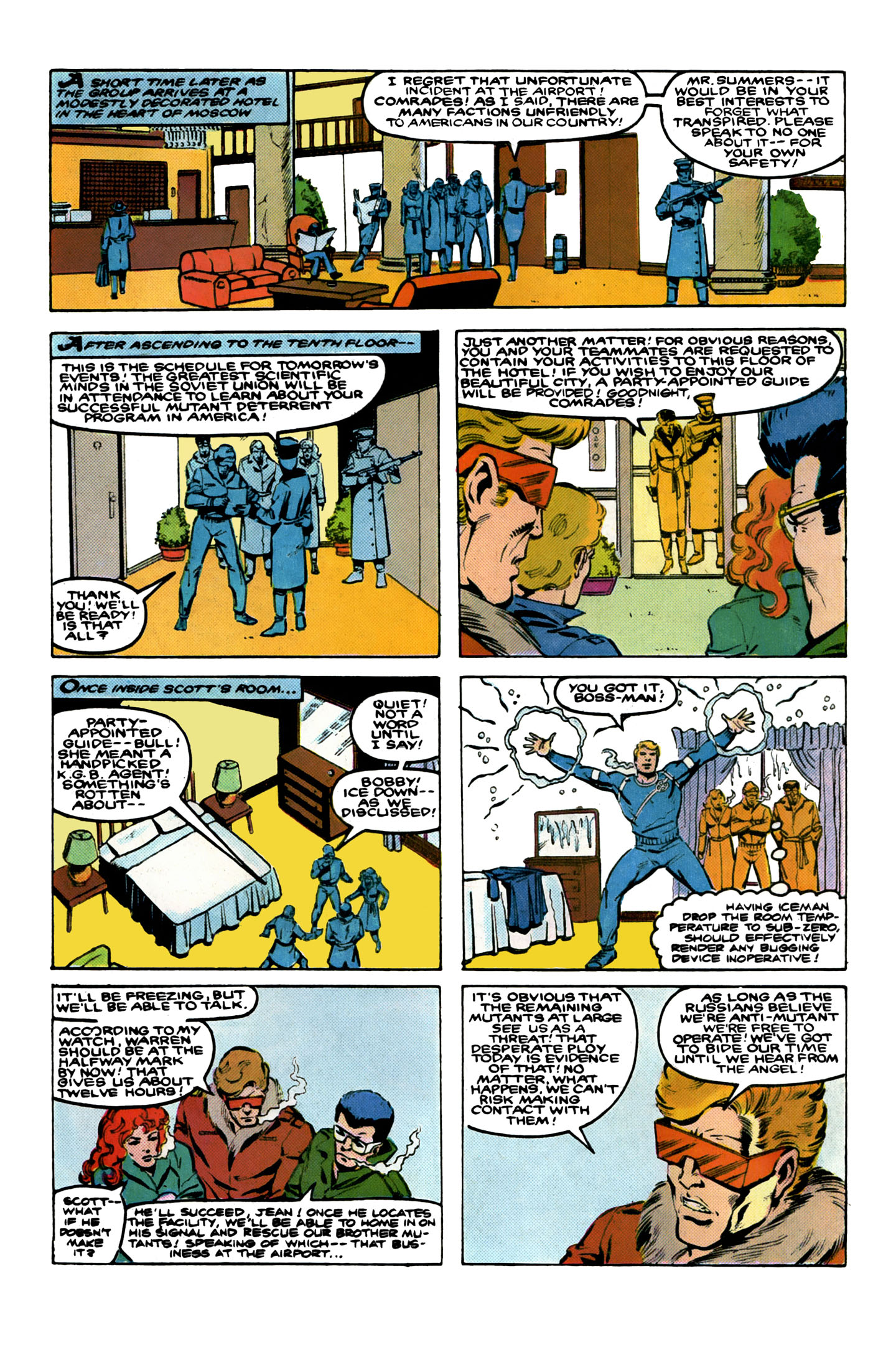 Read online X-Factor (1986) comic -  Issue # _ Annual 1 - 13
