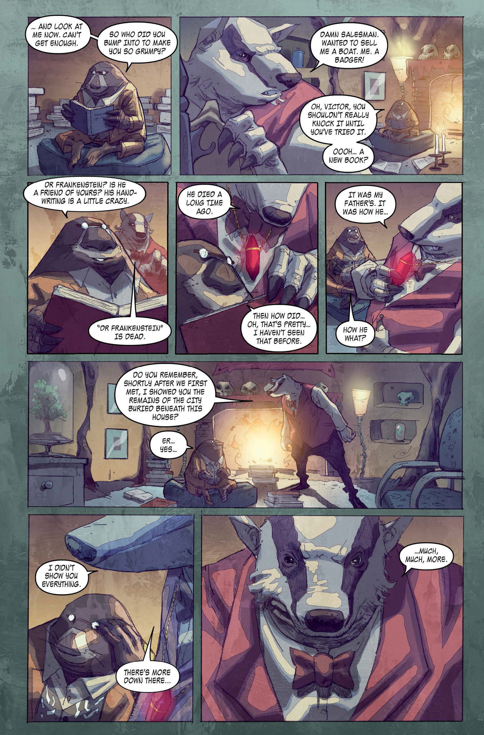 Read online A1 comic -  Issue #4 - 7