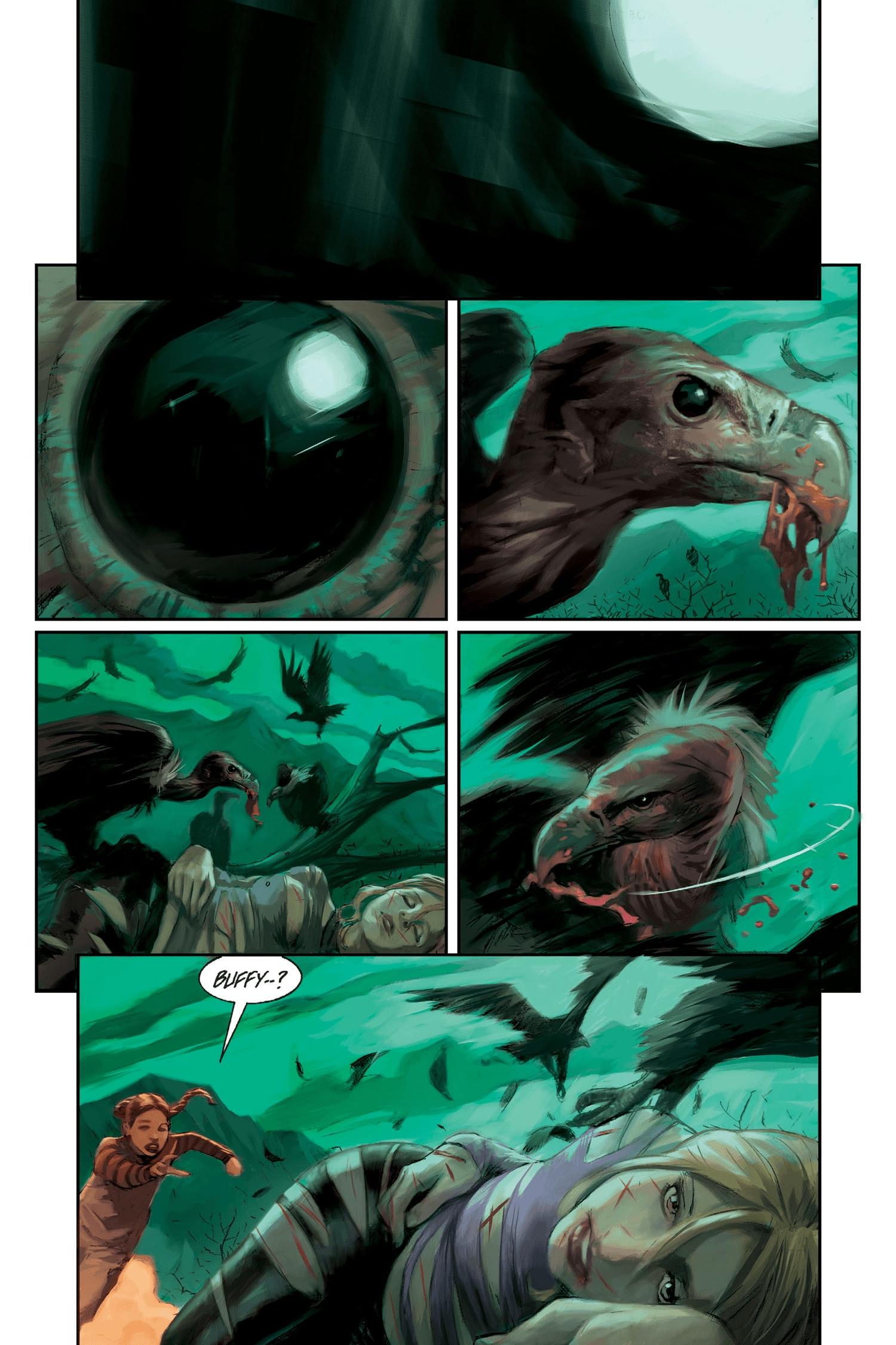 Read online Buffy the Vampire Slayer: Omnibus comic -  Issue # TPB 2 - 74