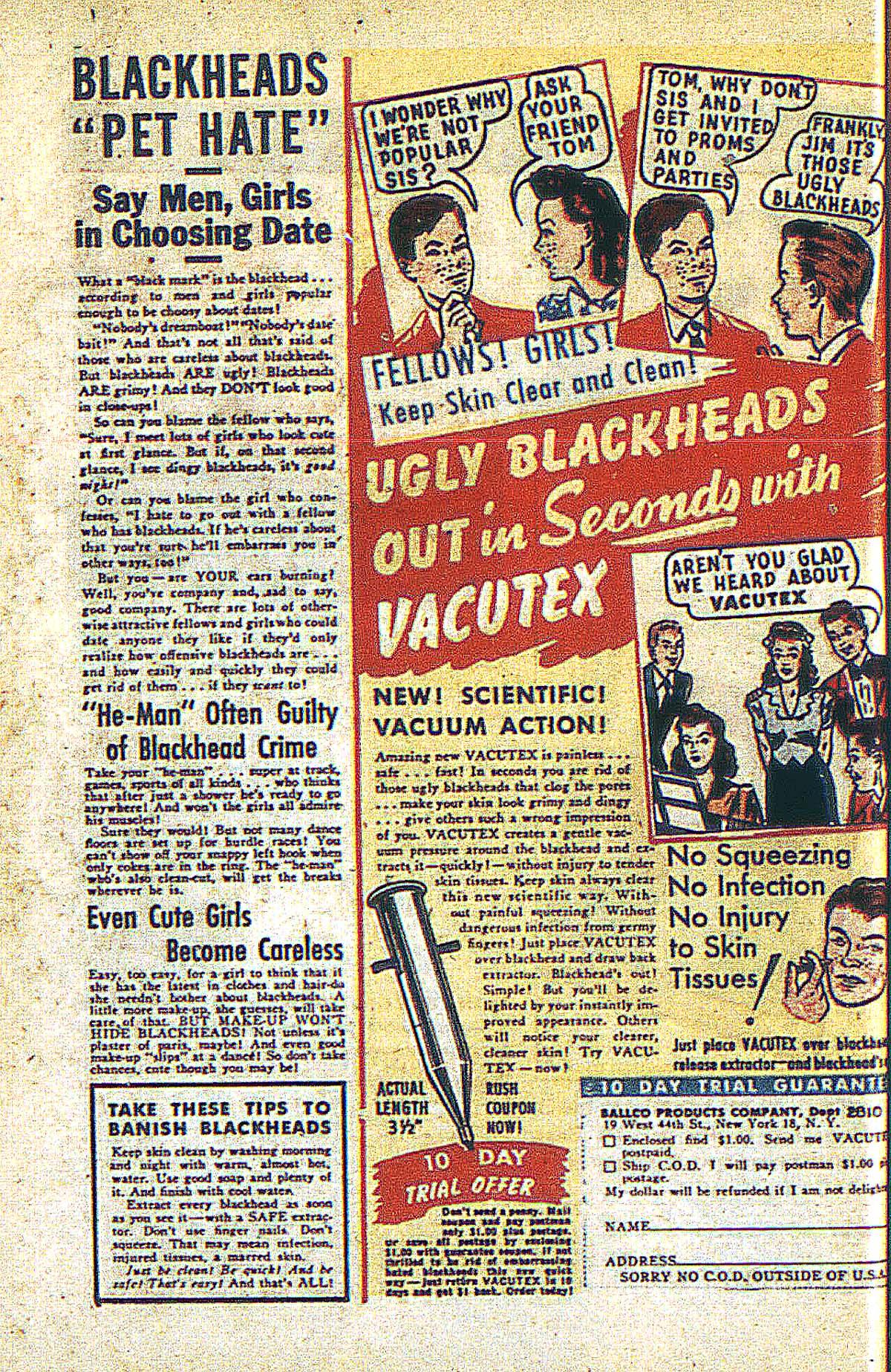 Read online Marvel Boy (1950) comic -  Issue #2 - 35