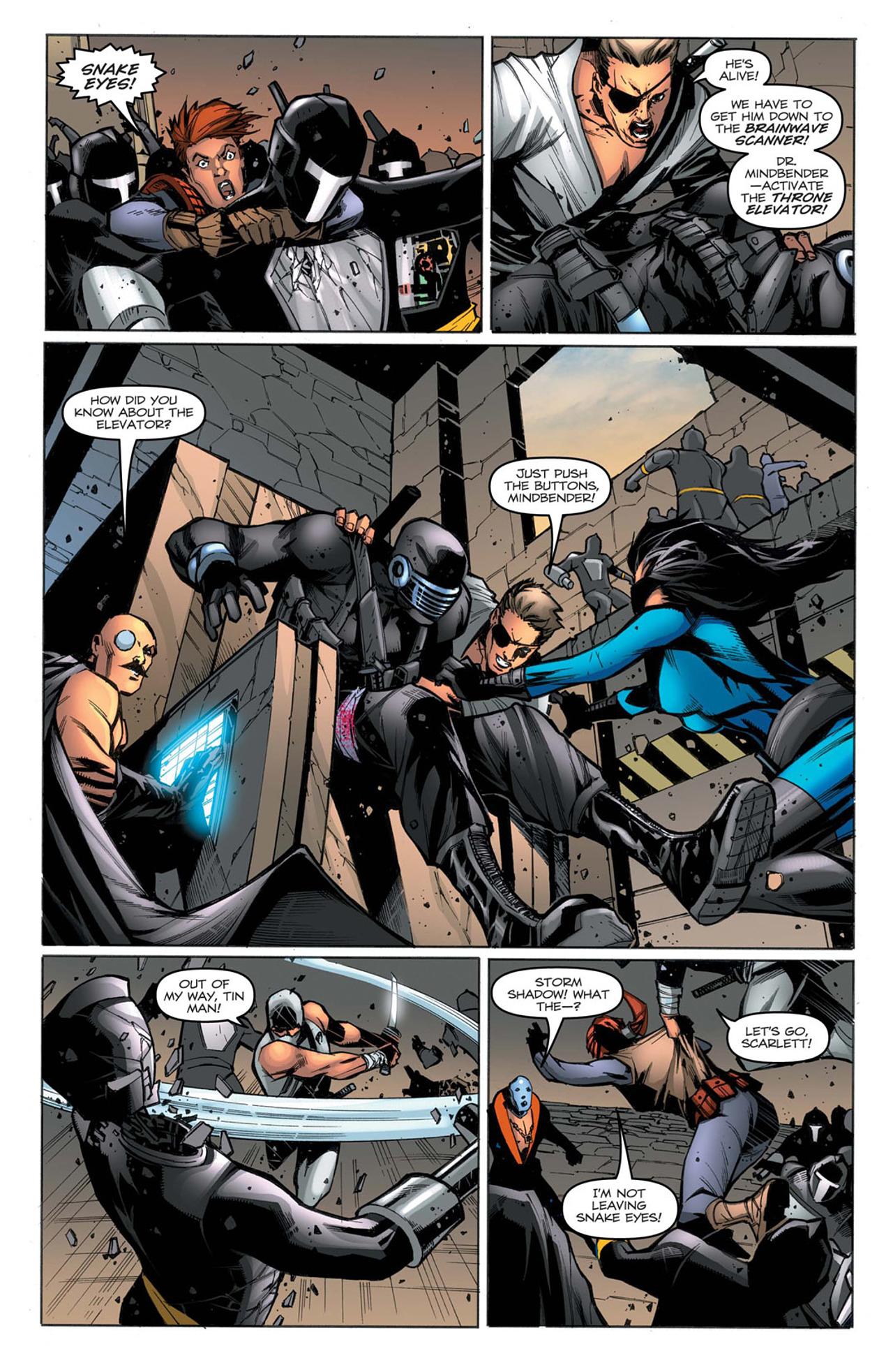 G.I. Joe: A Real American Hero 159 Page 24