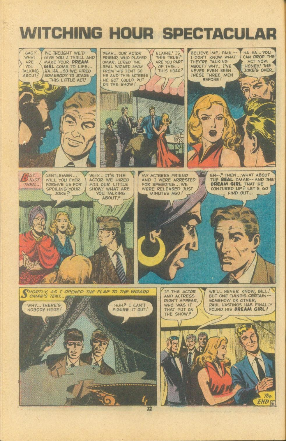 The Witching Hour (1969) issue 38 - Page 74