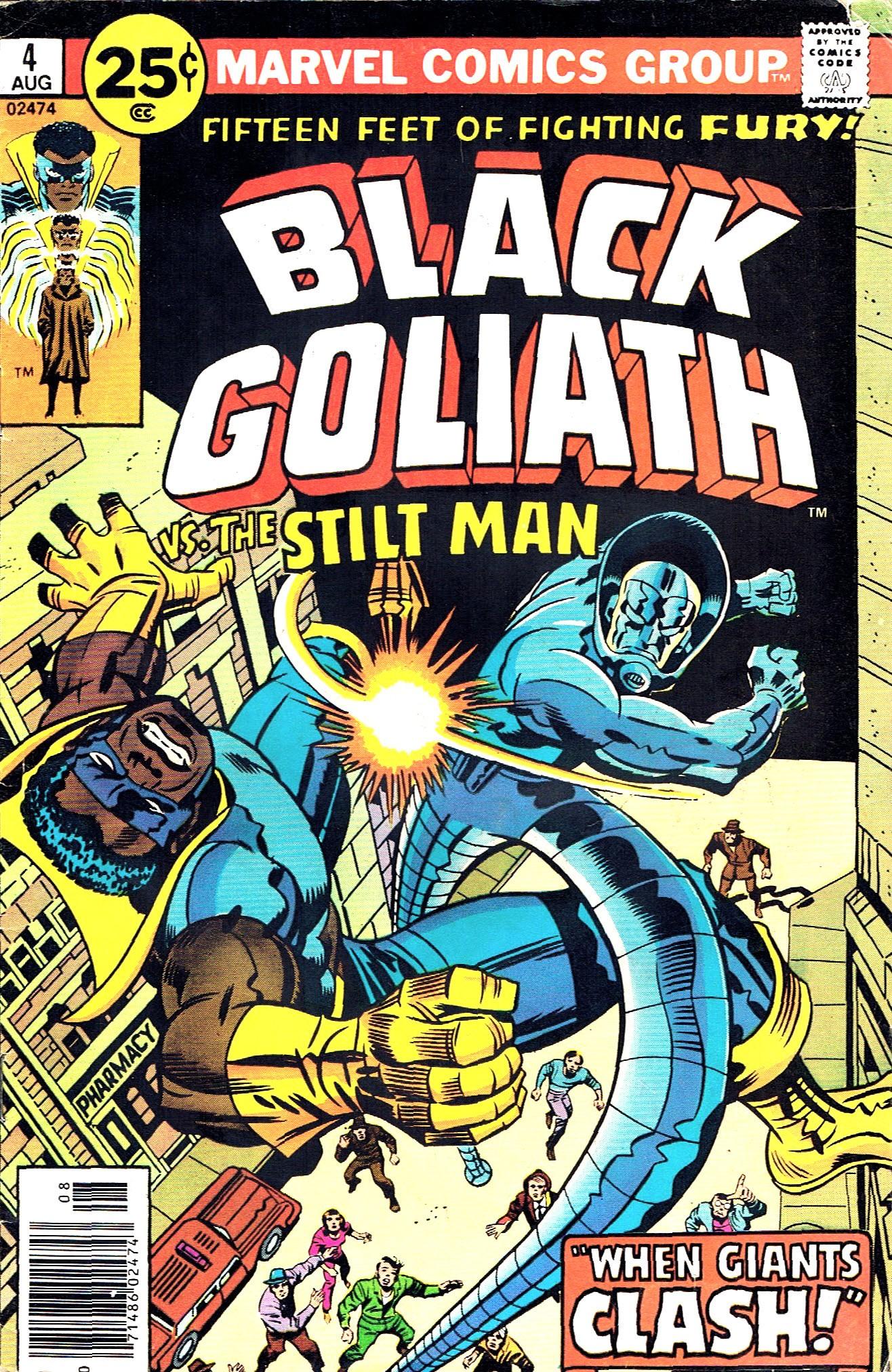 Black Goliath 4 Page 1