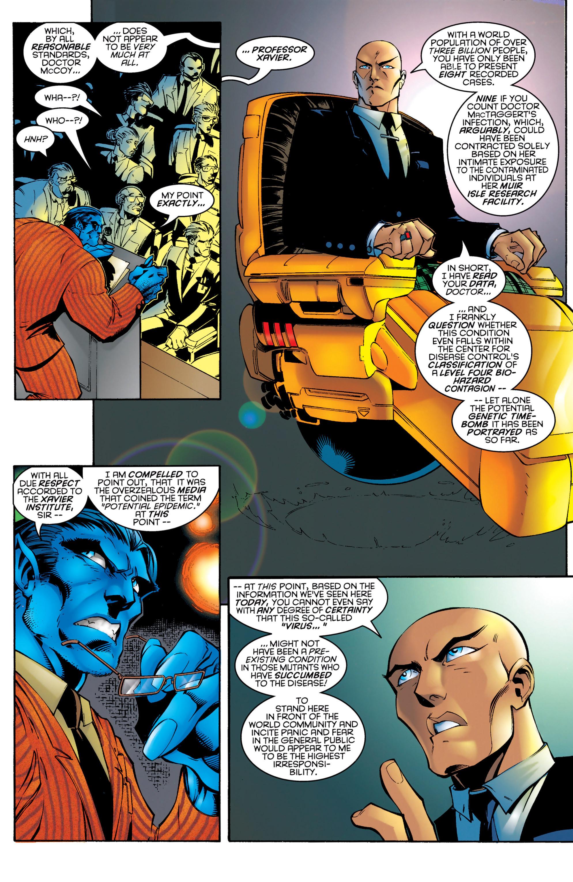 Read online Uncanny X-Men (1963) comic -  Issue #326 - 6