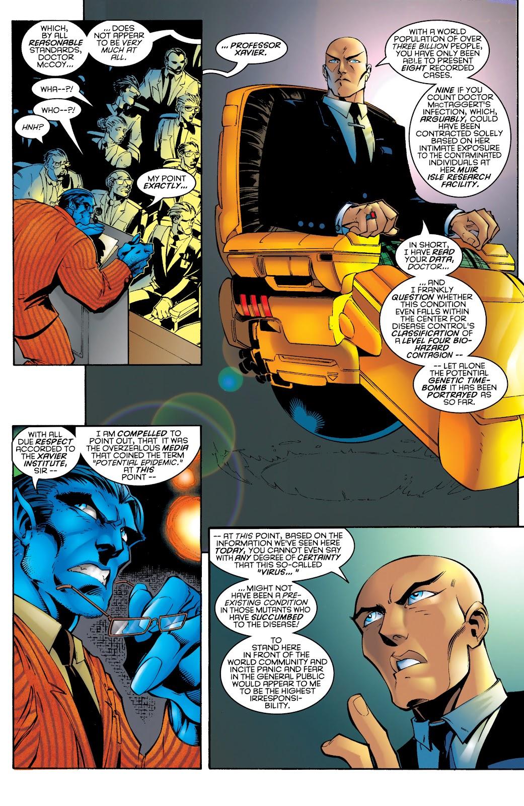 Uncanny X-Men (1963) issue 326 - Page 6