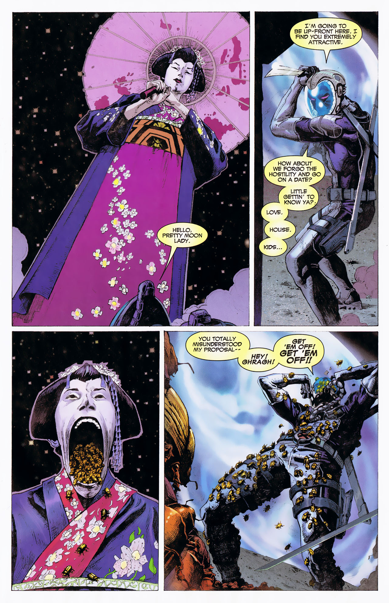 Read online Uncanny X-Force: The Apocalypse Solution comic -  Issue # Full - 47