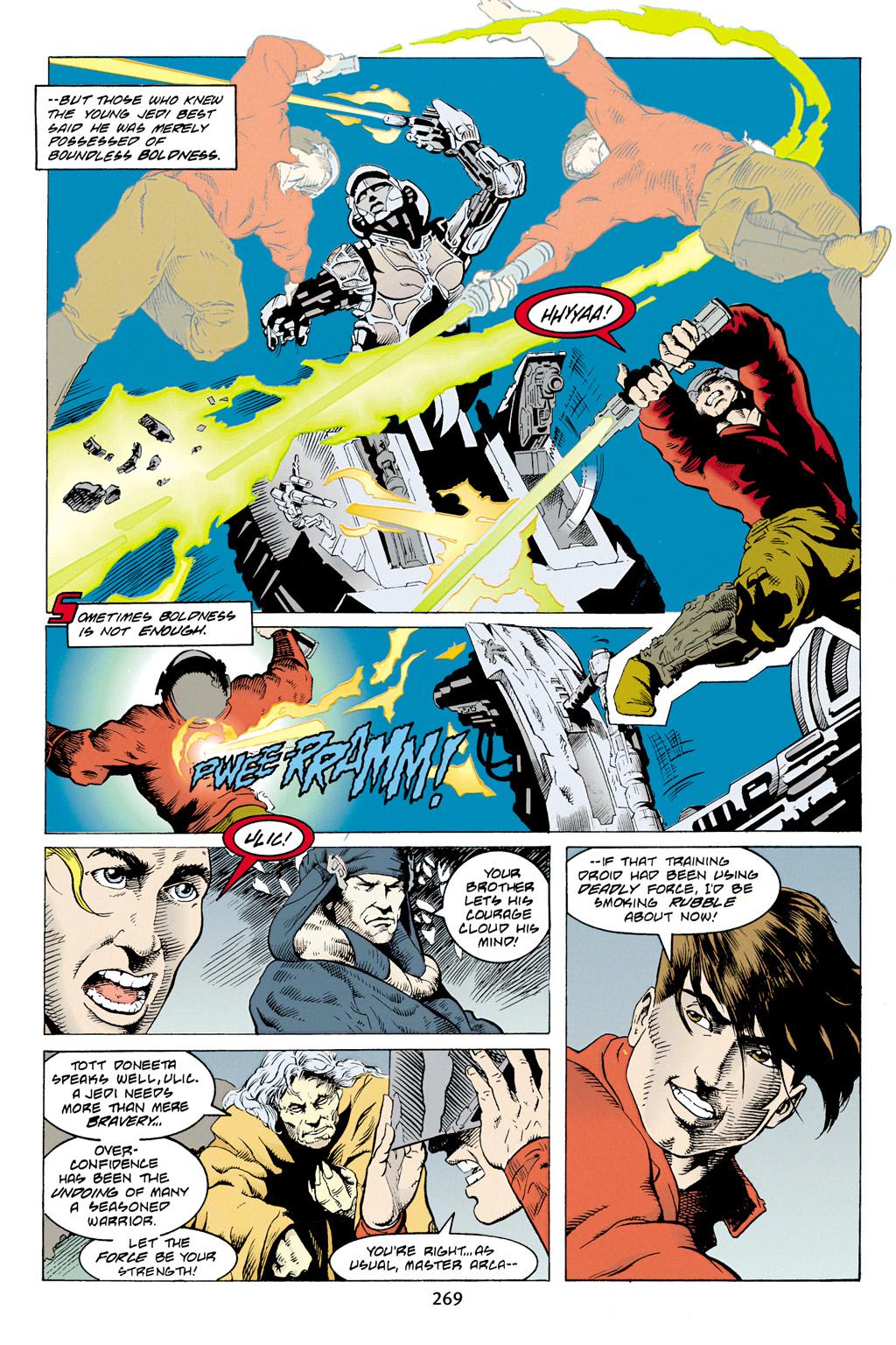 Read online Star Wars Omnibus comic -  Issue # Vol. 4 - 258