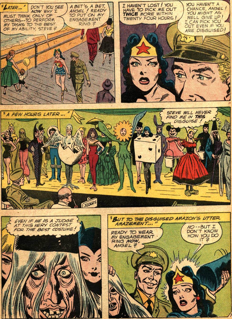 Read online Wonder Woman (1942) comic -  Issue #99 - 29