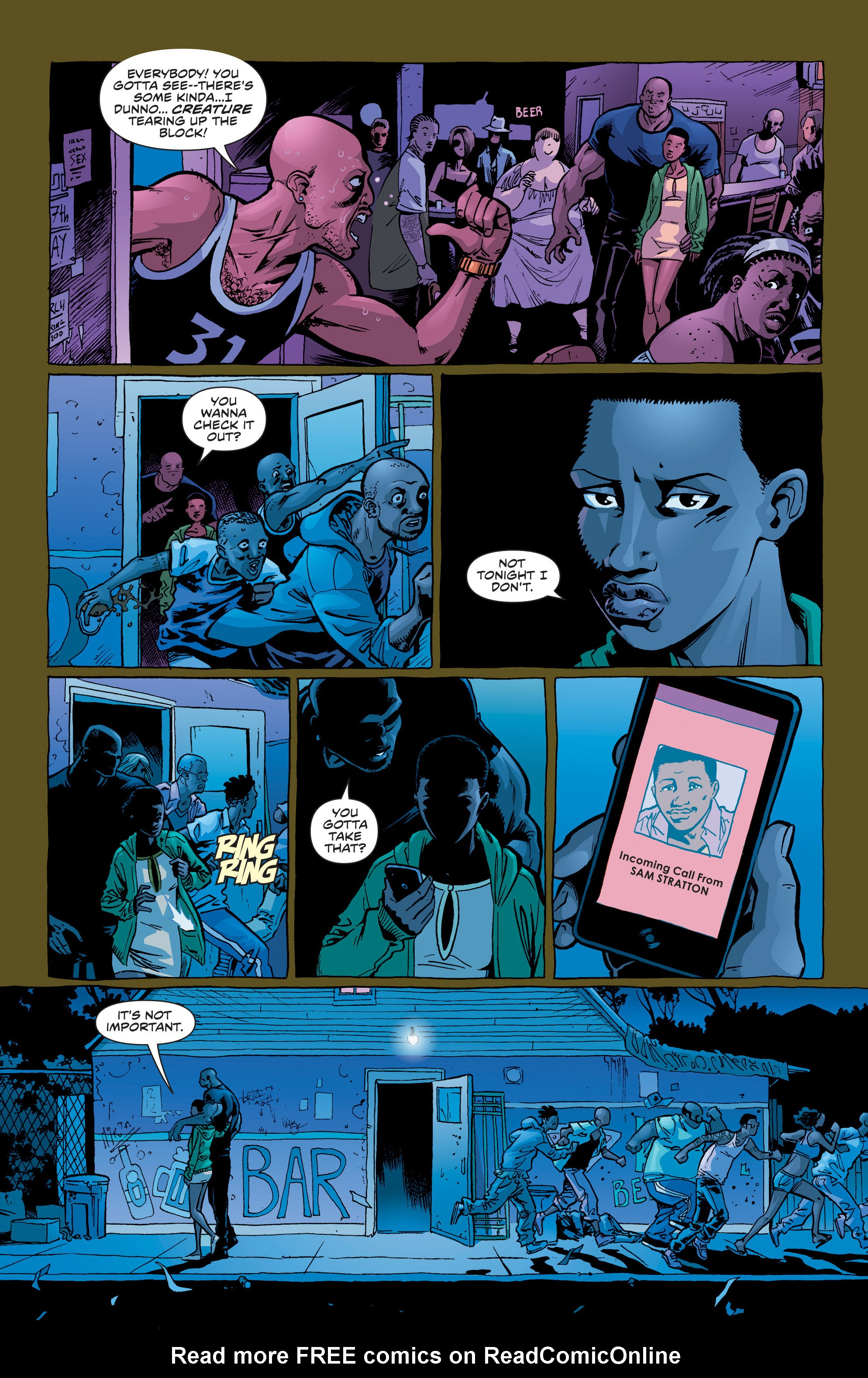 Read online Secret Identities comic -  Issue # _TPB - 114