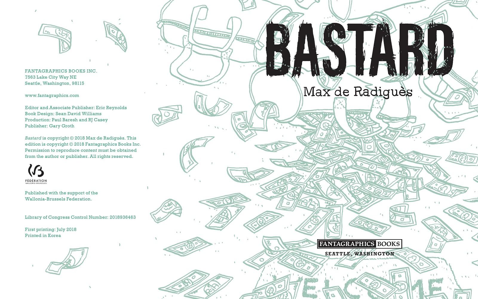 Read online Bastard comic -  Issue # TPB (Part 1) - 3