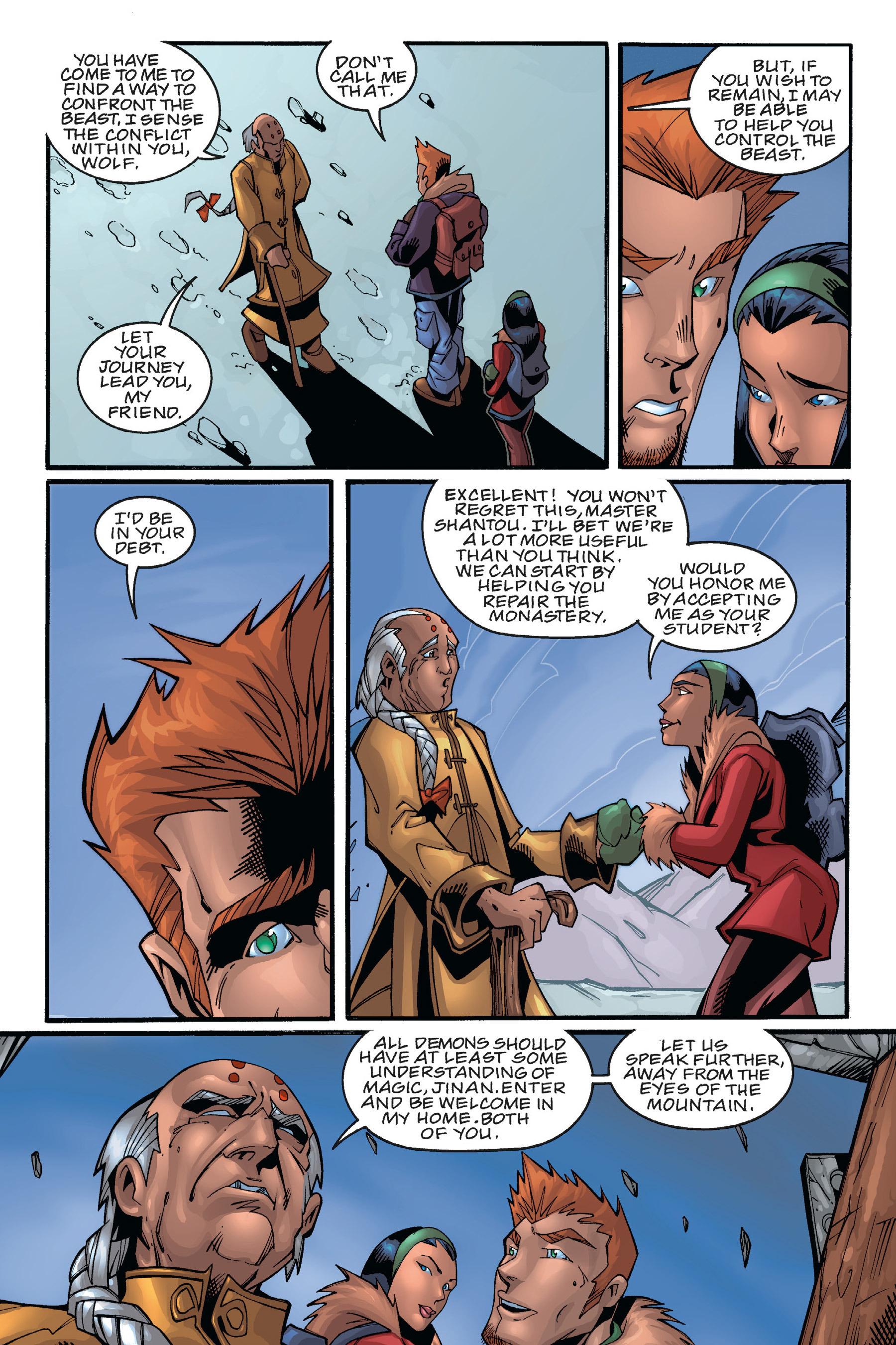 Read online Buffy the Vampire Slayer: Omnibus comic -  Issue # TPB 5 - 328
