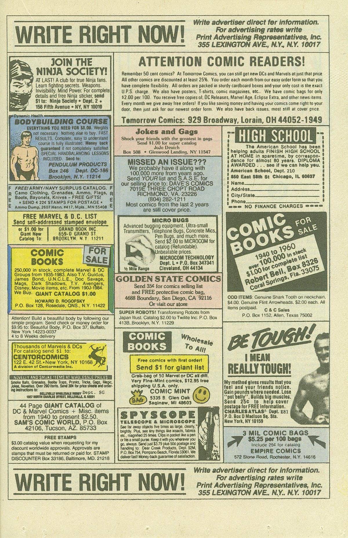 Read online Sgt. Rock comic -  Issue #409 - 22