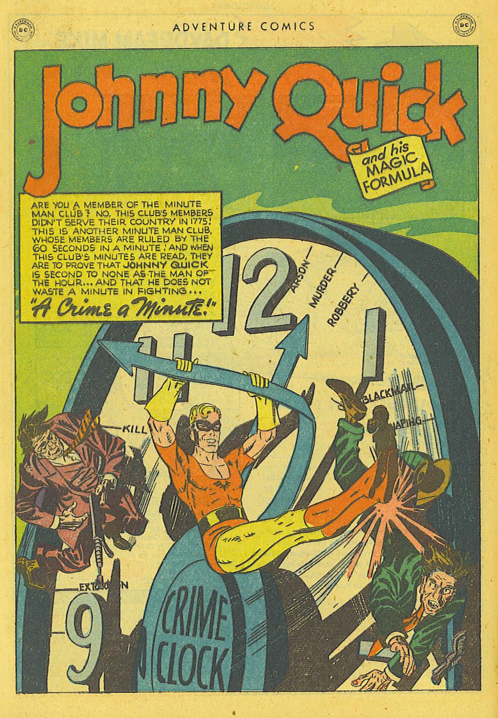 Read online Adventure Comics (1938) comic -  Issue #131 - 33