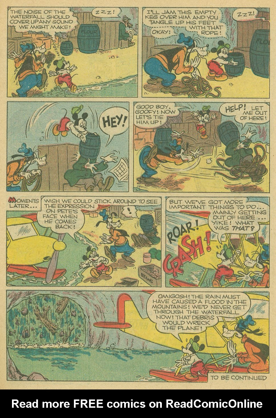 Walt Disney's Comics and Stories issue 198 - Page 33