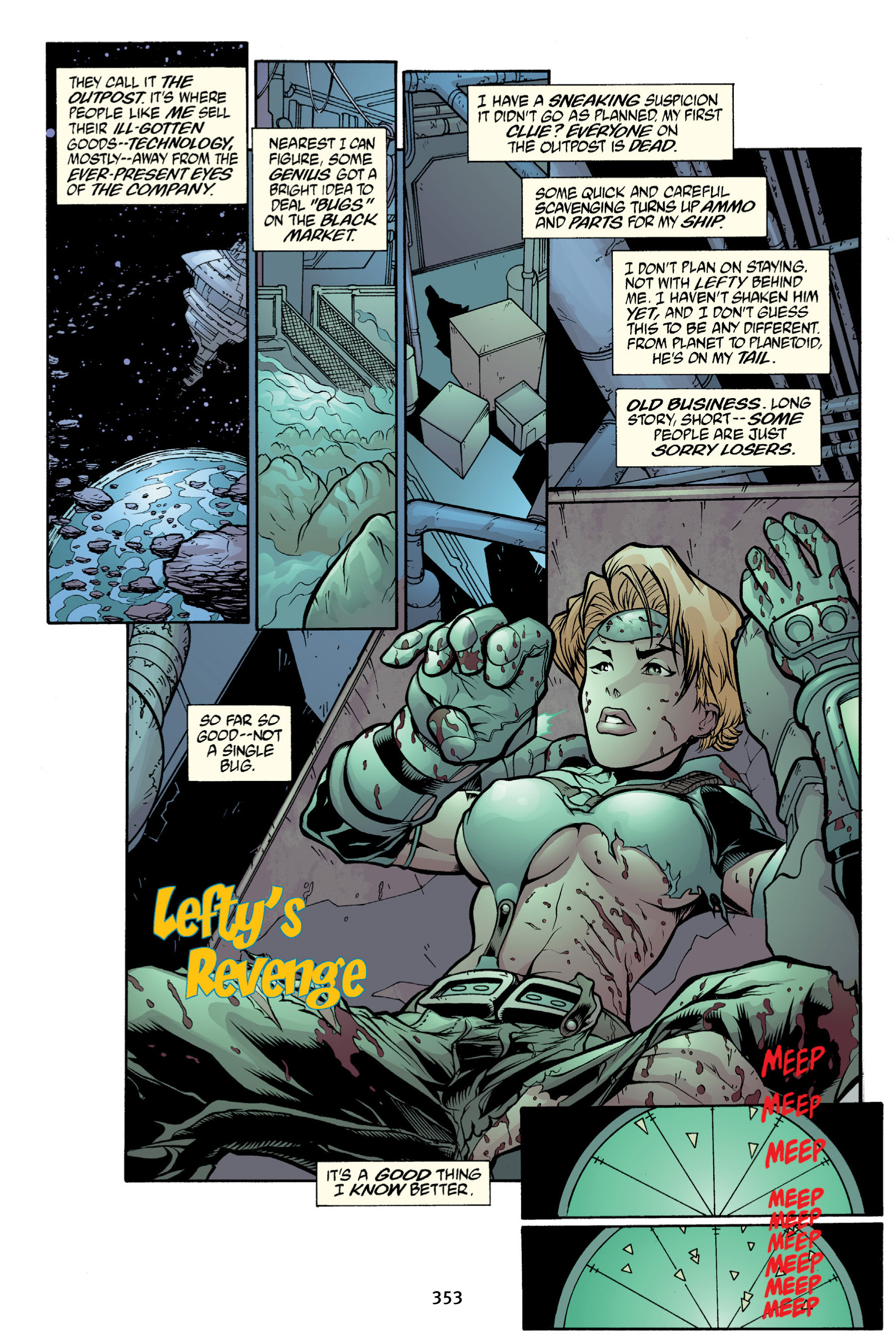Read online Aliens vs. Predator Omnibus comic -  Issue # _TPB 2 Part 4 - 18