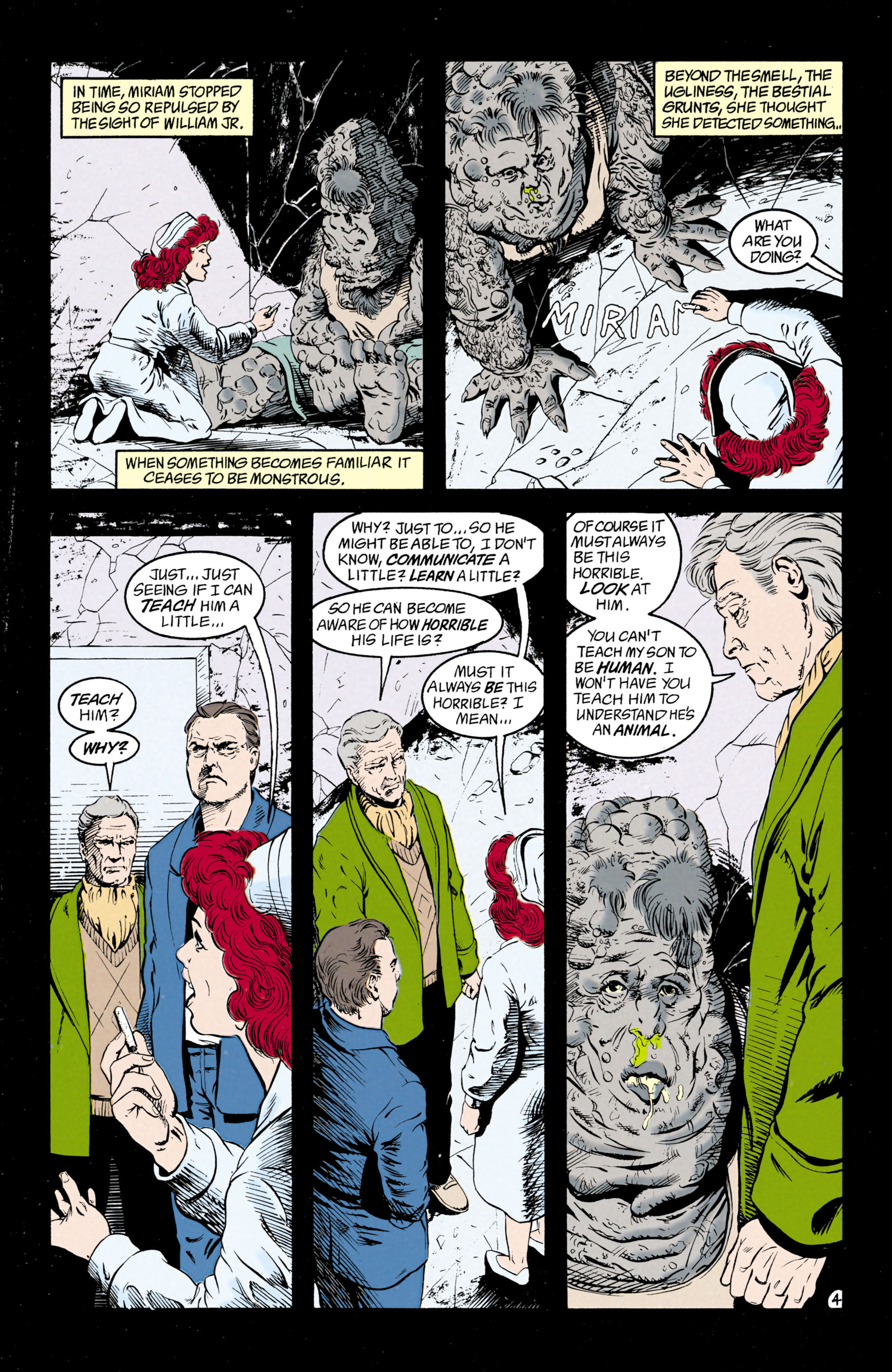 Read online Shade, the Changing Man comic -  Issue #29 - 5