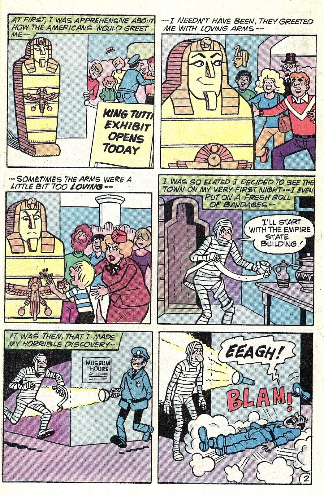 Read online Madhouse Comics comic -  Issue #116 - 30