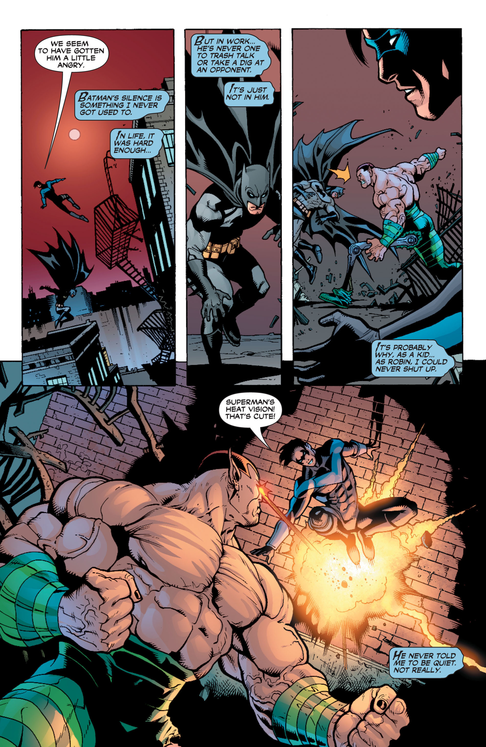 Read online Batman: Under The Red Hood comic -  Issue # Full - 68