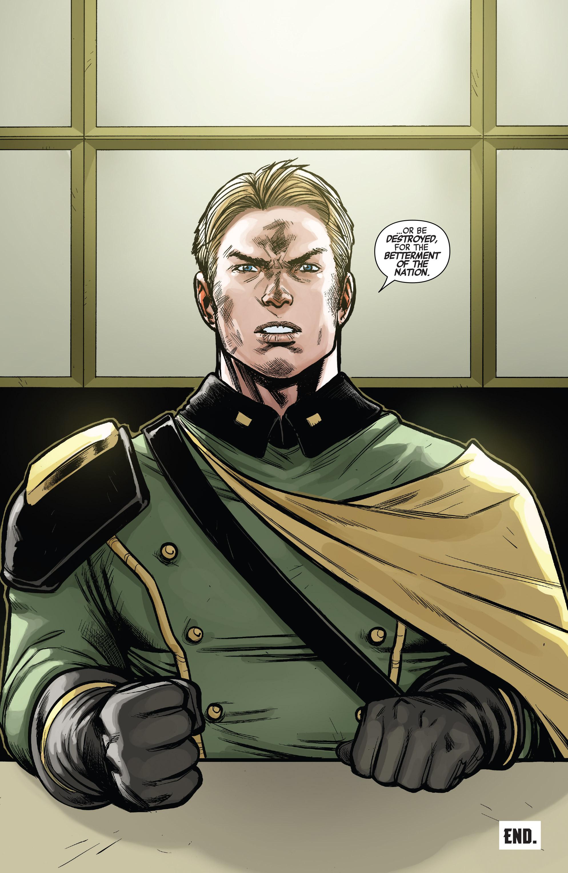 Read online Secret Empire: United comic -  Issue # Full - 31