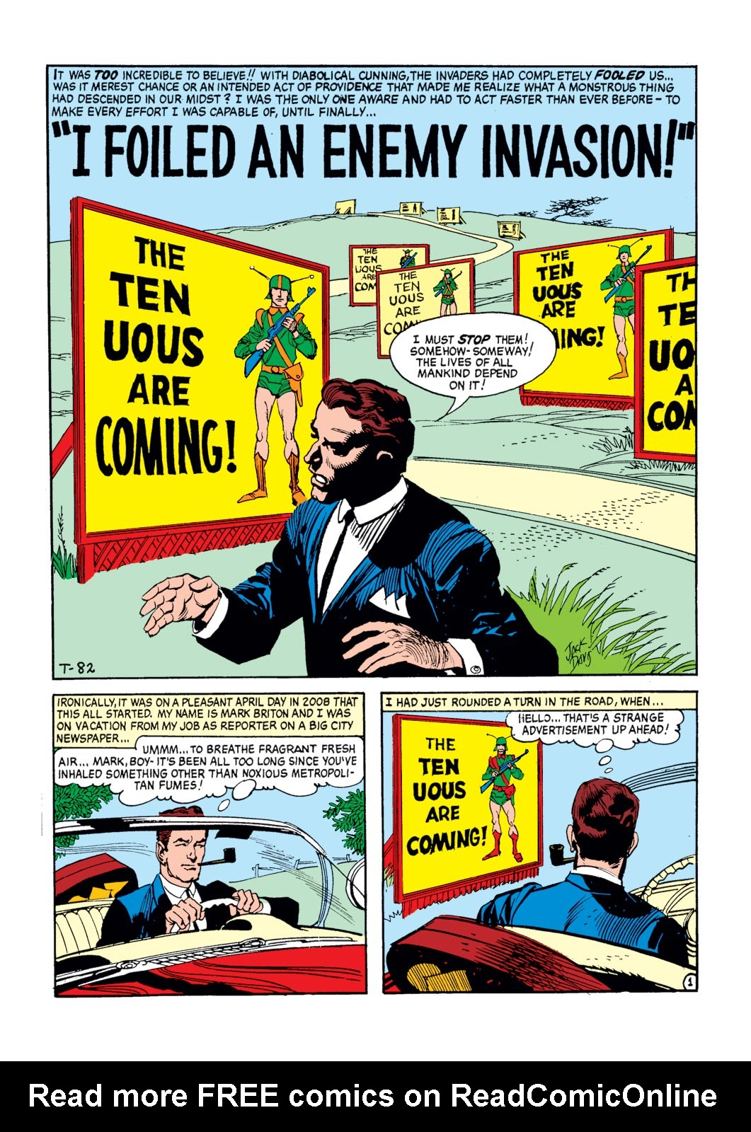 Tales to Astonish (1959) issue 1 - Page 22