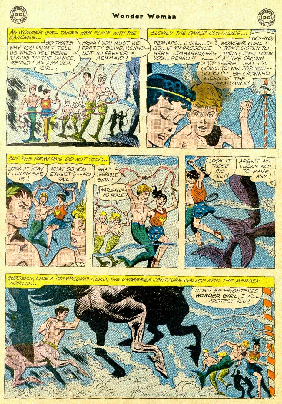 Read online Wonder Woman (1942) comic -  Issue #111 - 28