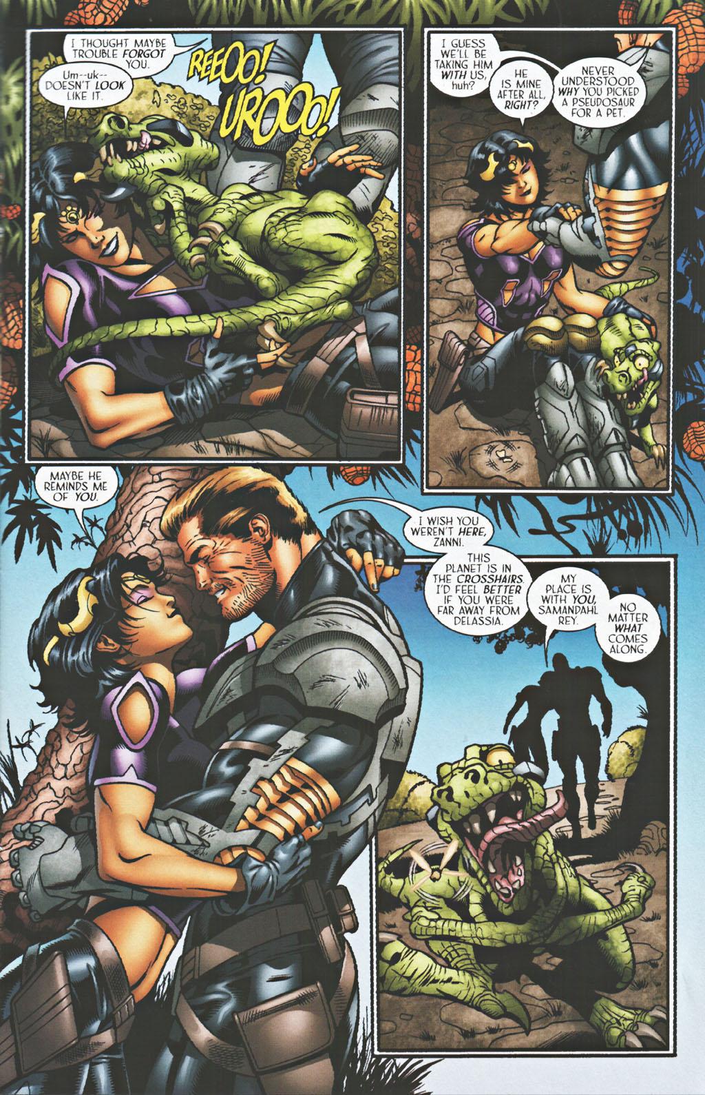 Read online Sigil (2000) comic -  Issue #41 - 11