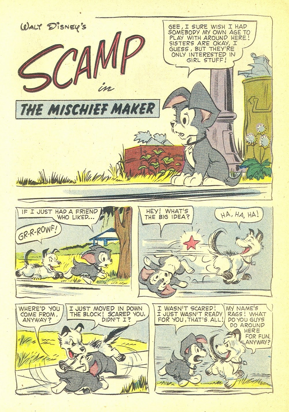 Scamp (1958) issue 8 - Page 22