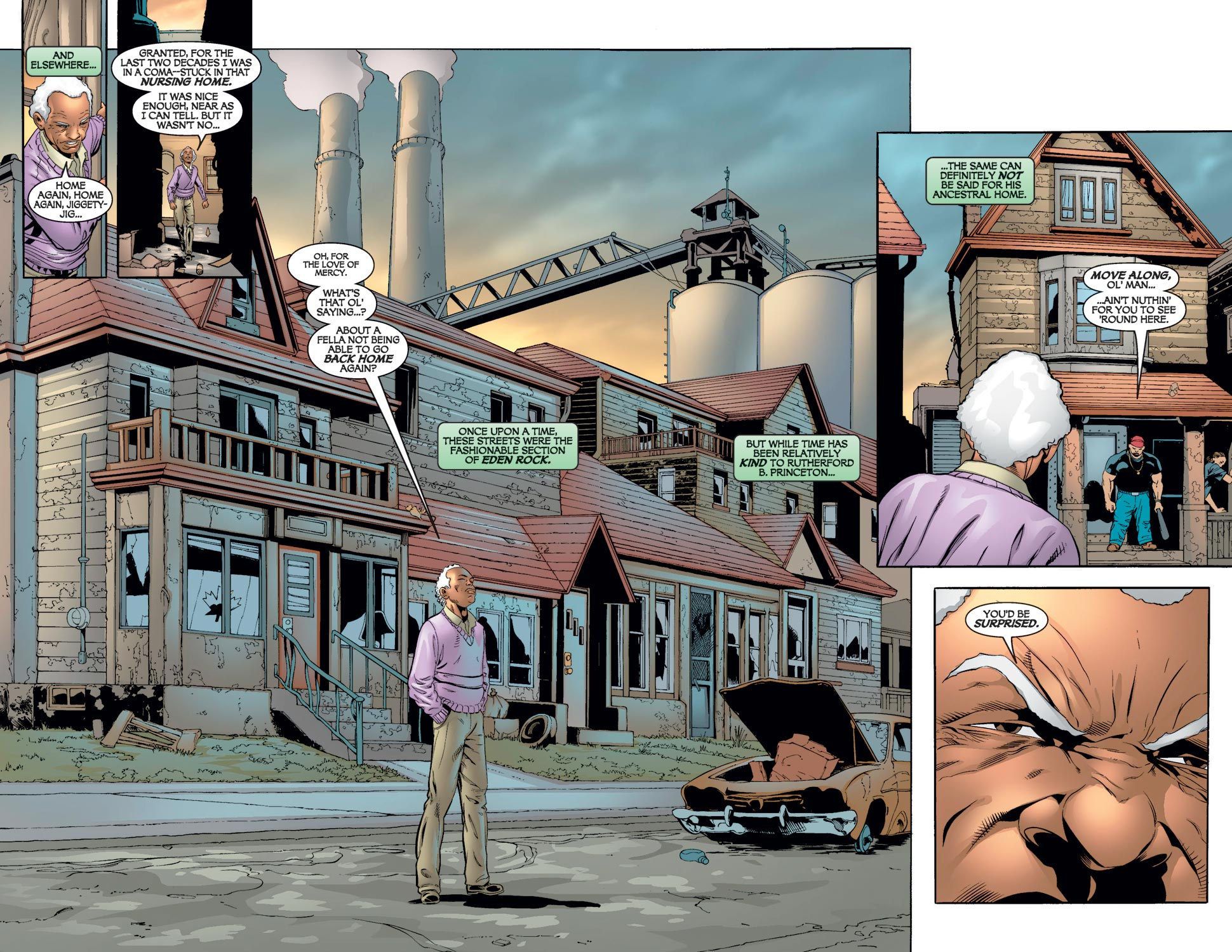 Read online Alpha Flight (2004) comic -  Issue #7 - 10