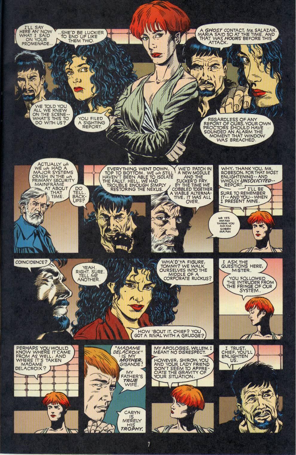 Read online Aliens/Predator: The Deadliest of the Species comic -  Issue #2 - 8